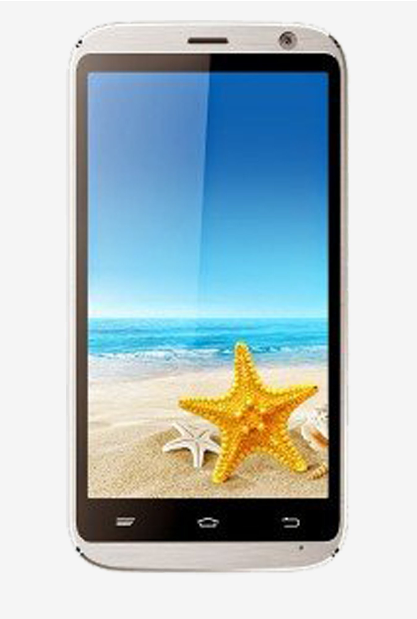 Philips S309 Smartphone (Black)