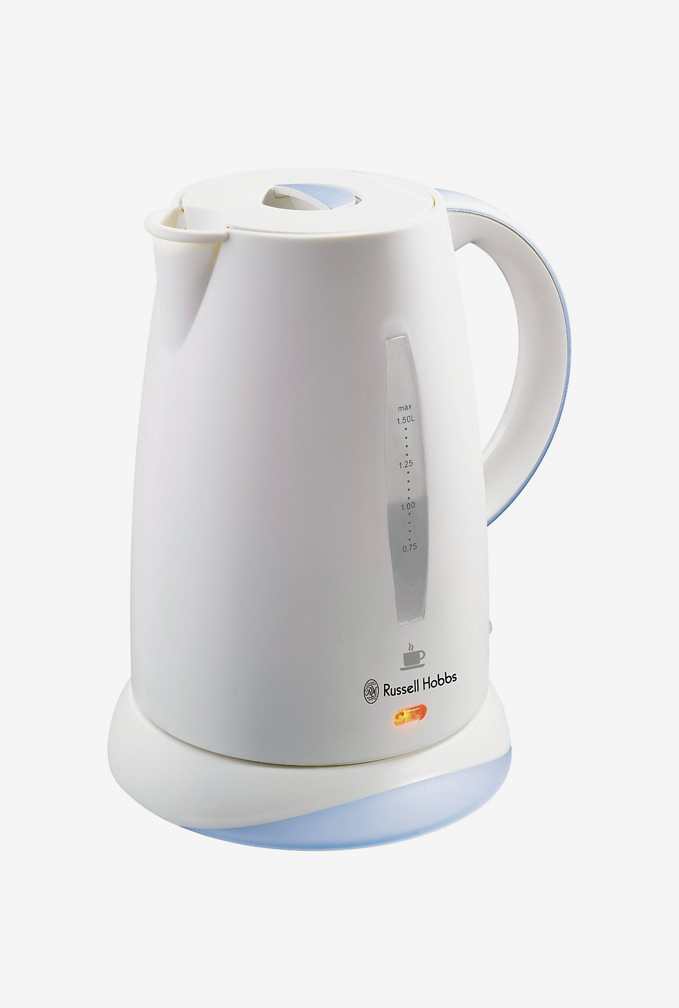 Russell Hobbs RJK51 1.5 L Cordless Electric Kettle (White)