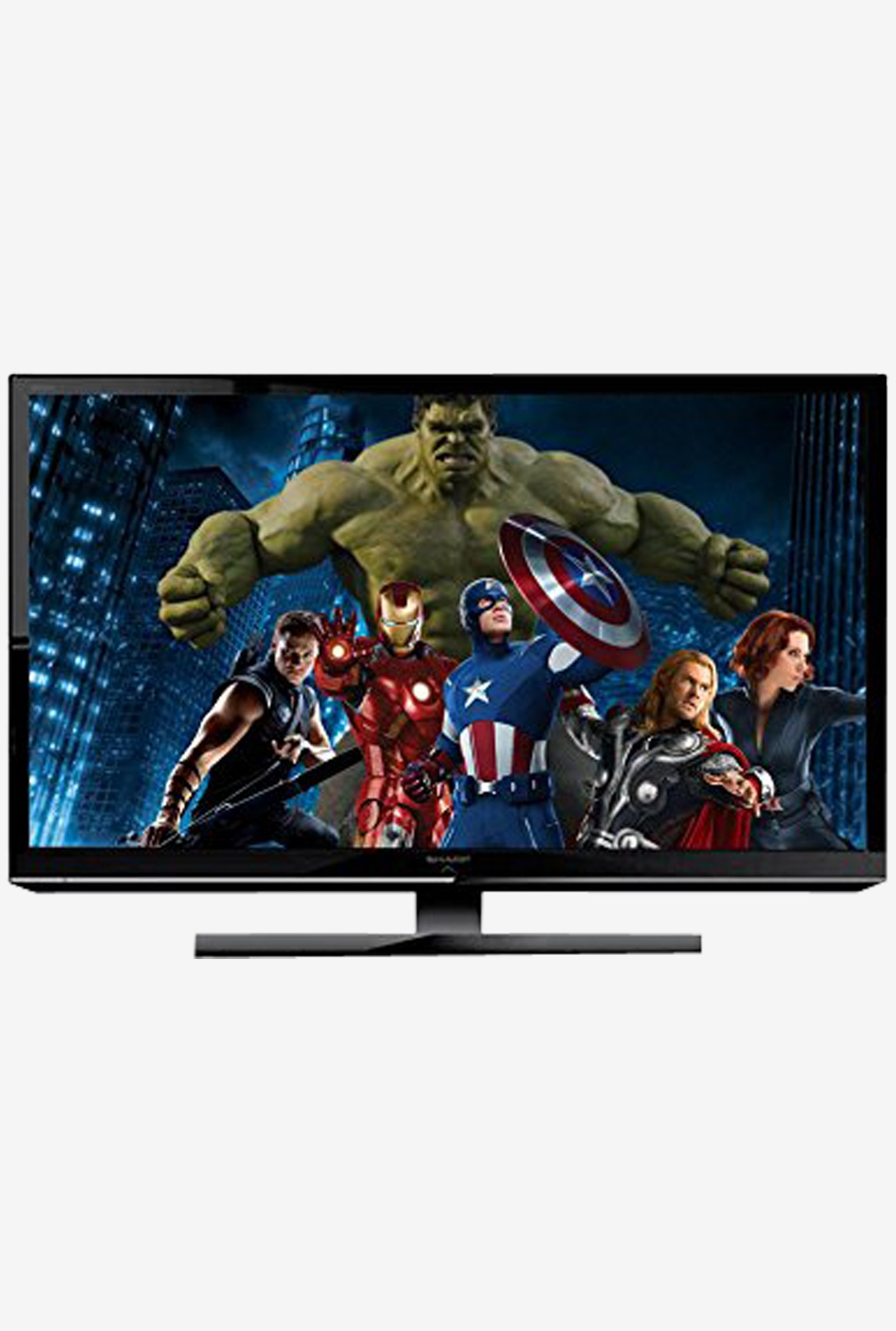"Sharp 39LE155 99 cm (39 "") Full HD LED TV (Black)"