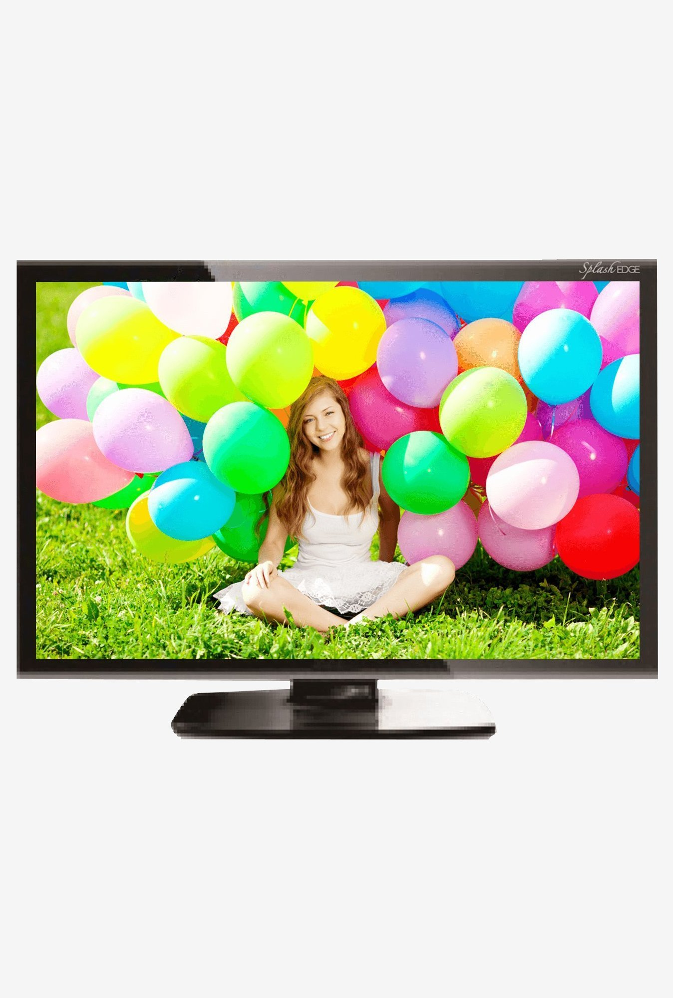 Sansui SJV32HH-2F 81.28 Cm (32 Inch) HD Ready LED TV (Black)