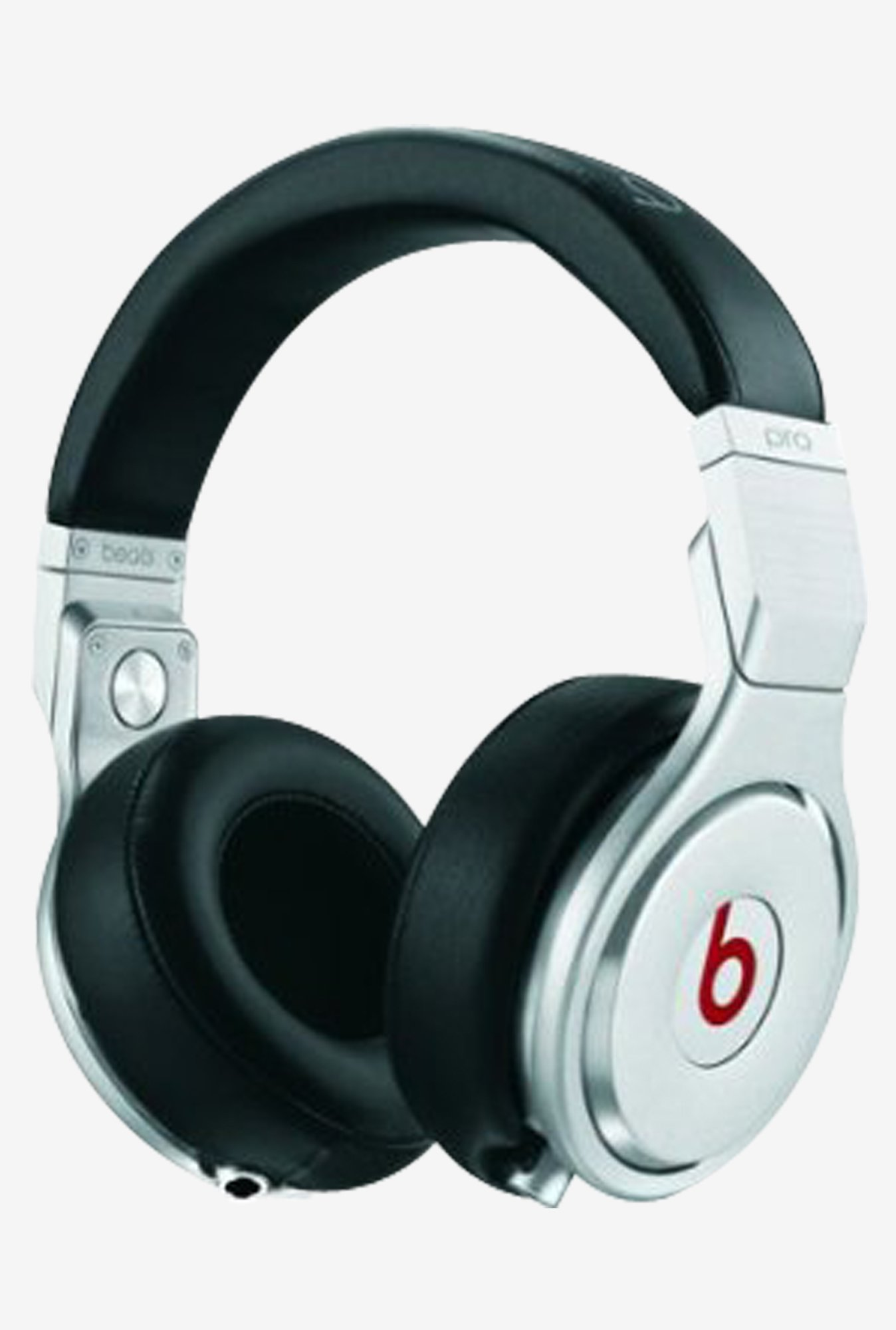 Beats BT OV PRO BLK On the Ear Headphone (Black)
