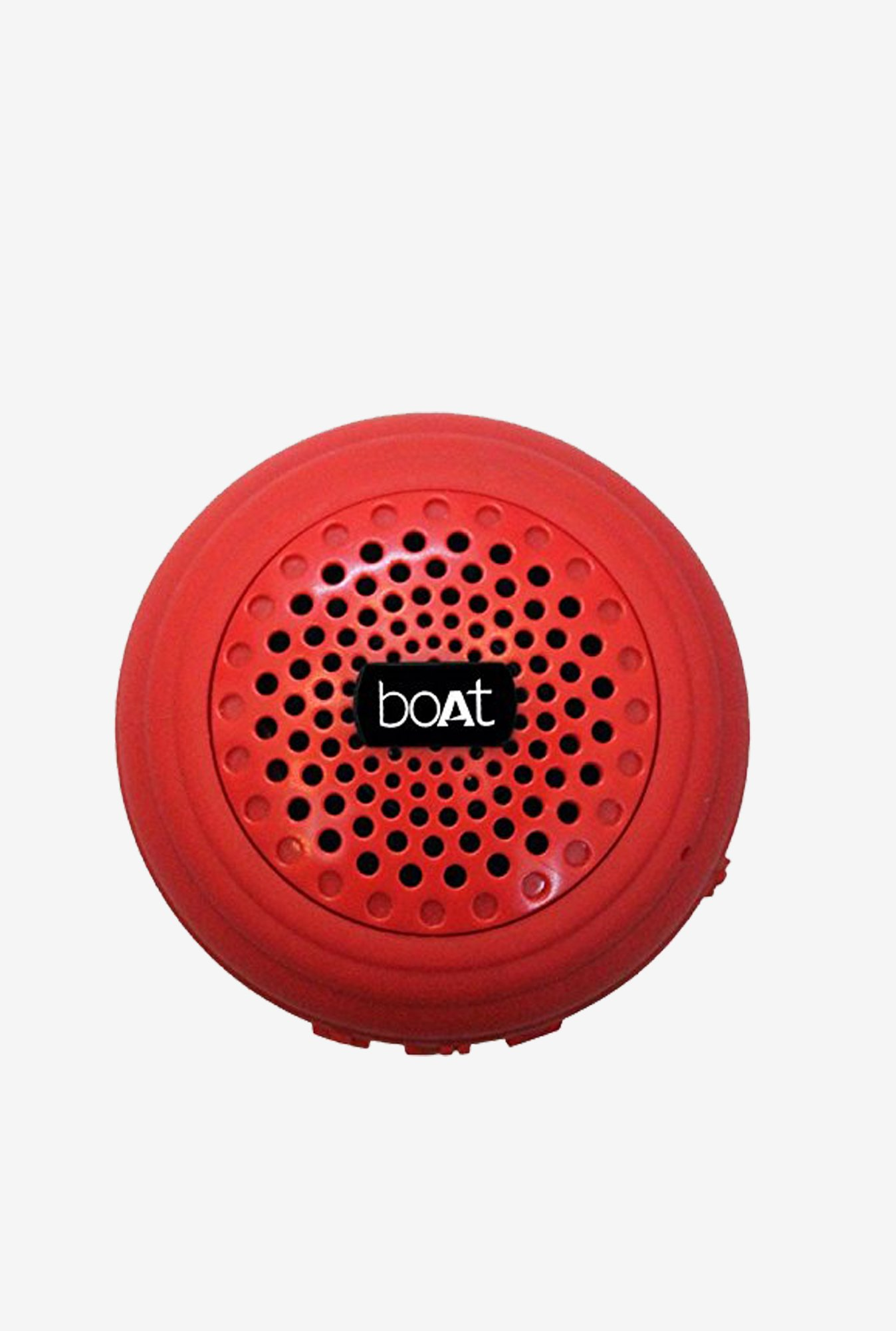 Boat Dynamite BT 100 Portable Bluetooth Speakers (Red)