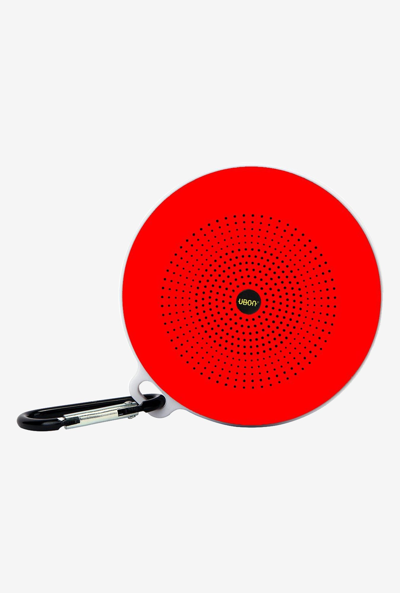 UBON BT-21 Wireless Bluetooth Speaker (Red)