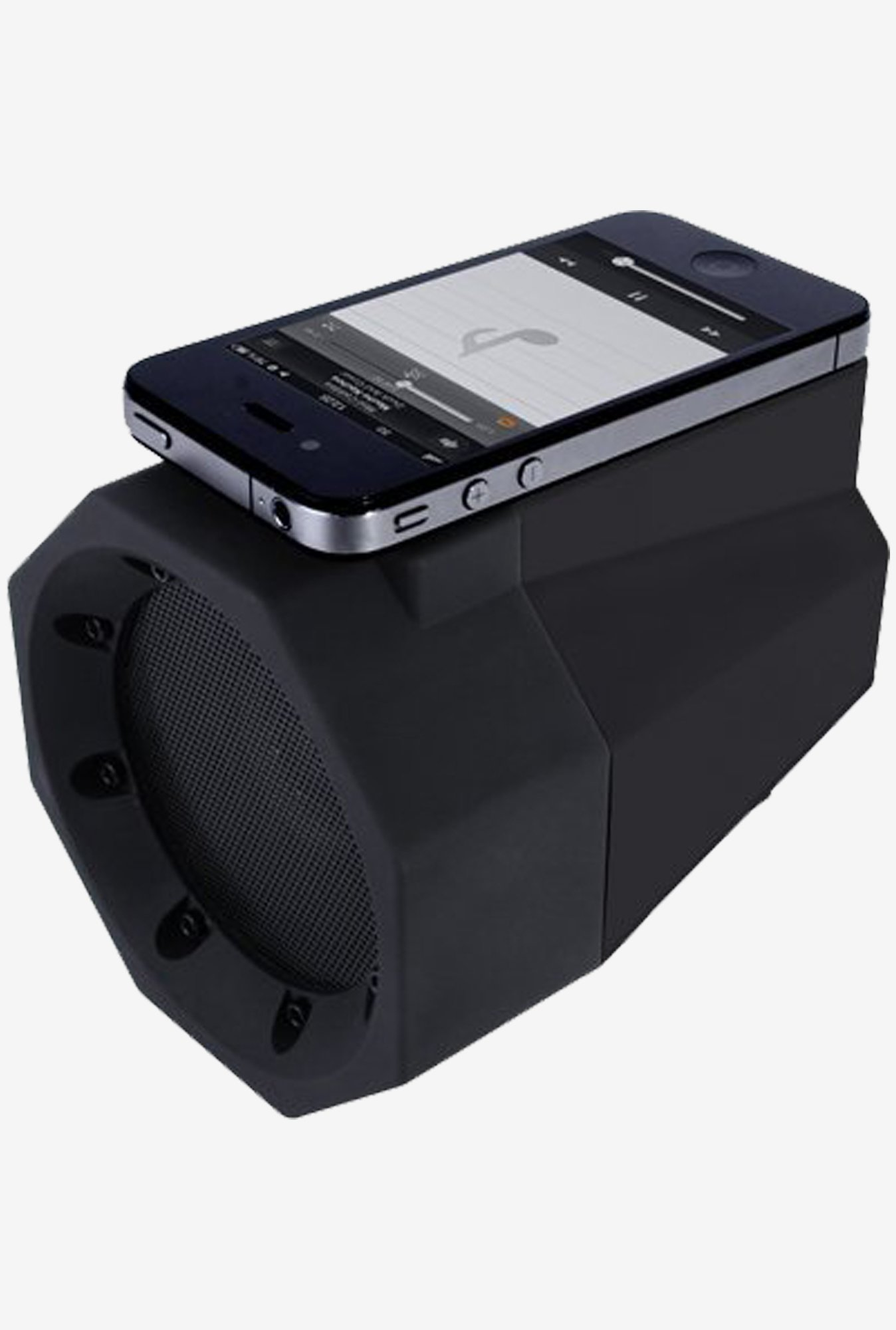 THUMBS UP TOUMINBM Boom Box wireless speaker with (Black)
