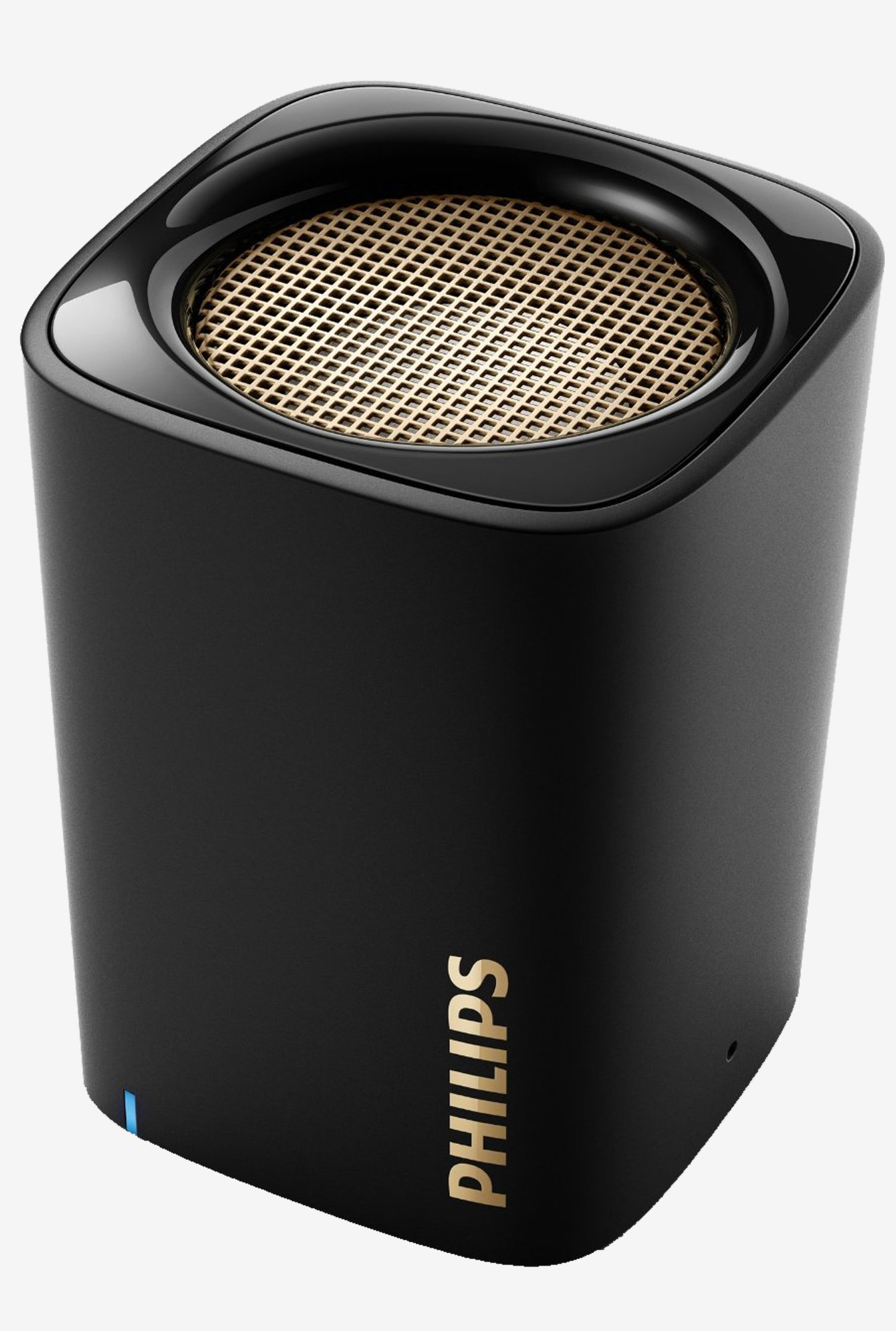 Philips BT100B/00 Wireless Portable Speakers (black)