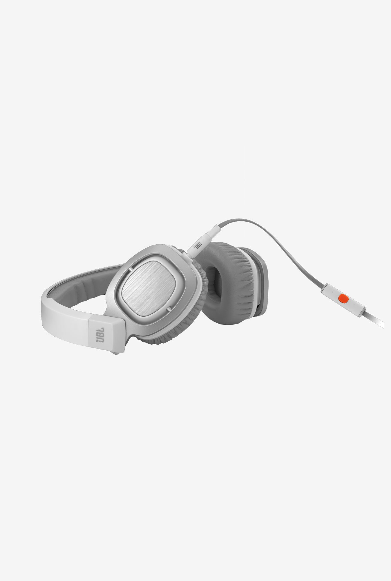 JBL J55i On The Ear Headphone (White)