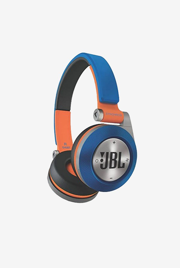 JBL E40BT Wireless Headset Cricket (Blue)