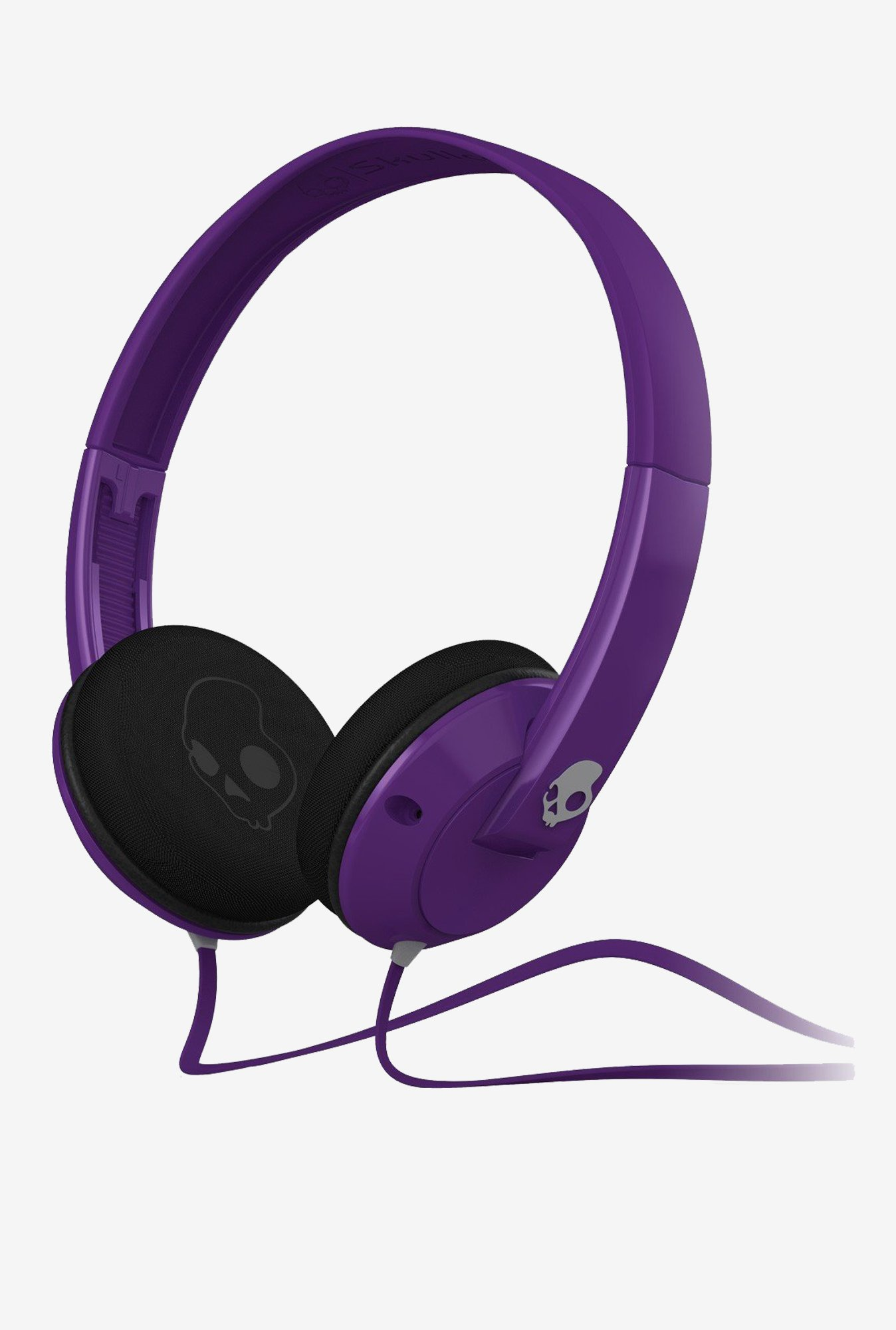 Skullcandy S5URDZ-212 On the Ear Headphone (Purple)