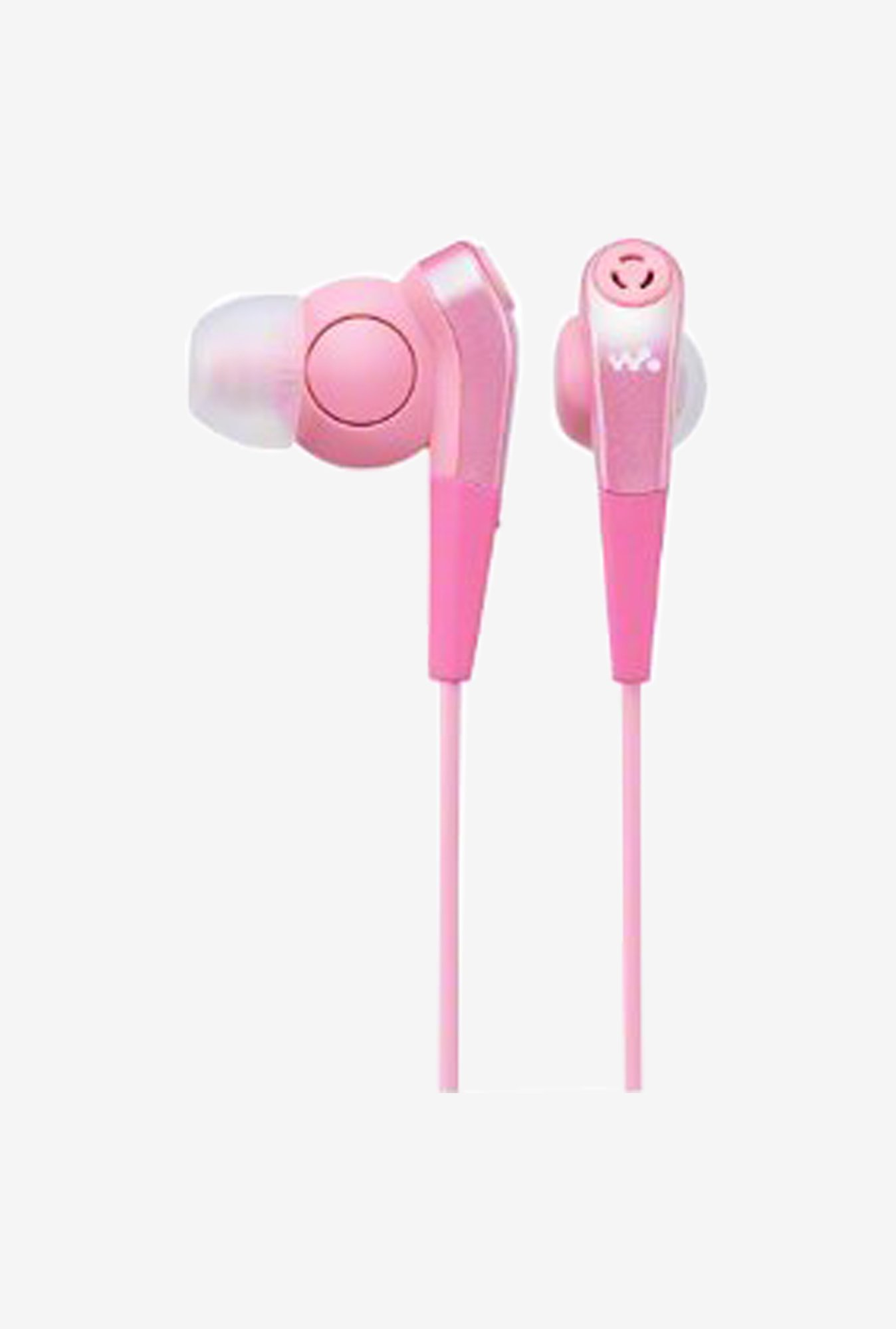 Sony In-Ear MDR-NWNC33PI Noise-canceling (Light Pink)