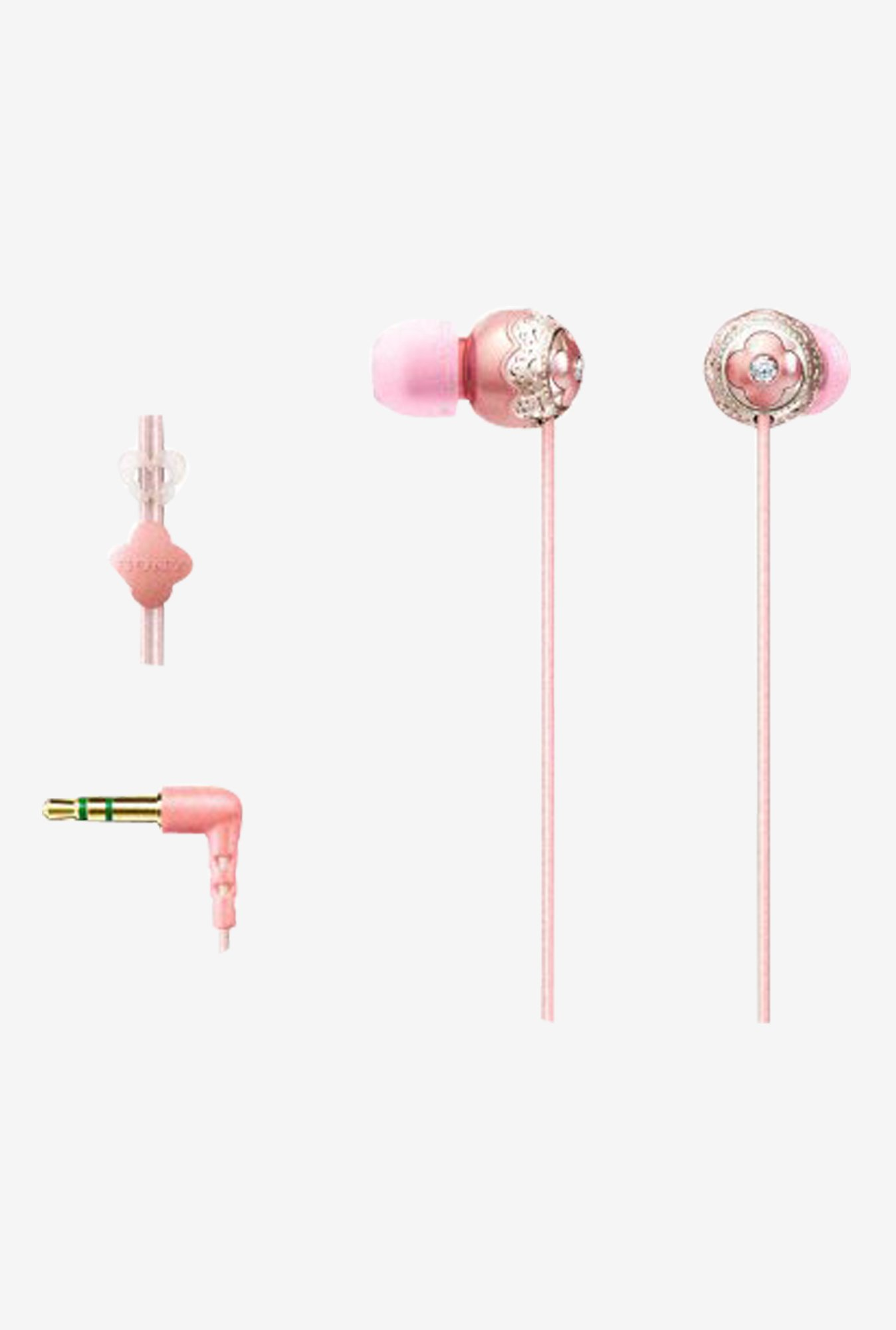 Sony MDR-EX42LP(P) In the Ear Headphones (Pink)