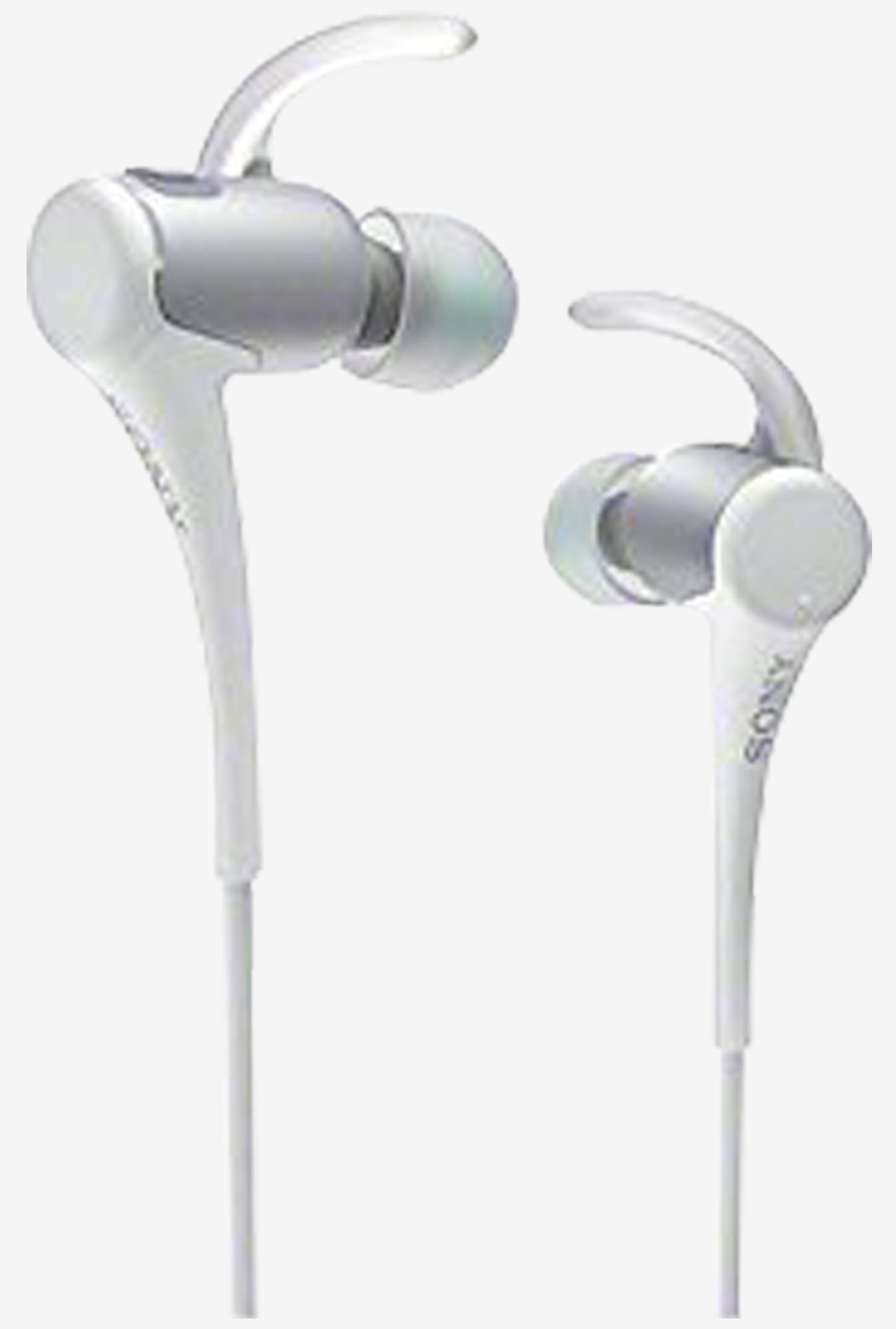 Sony MDR-AS800BT/W Wireless Stereo Headset (White )