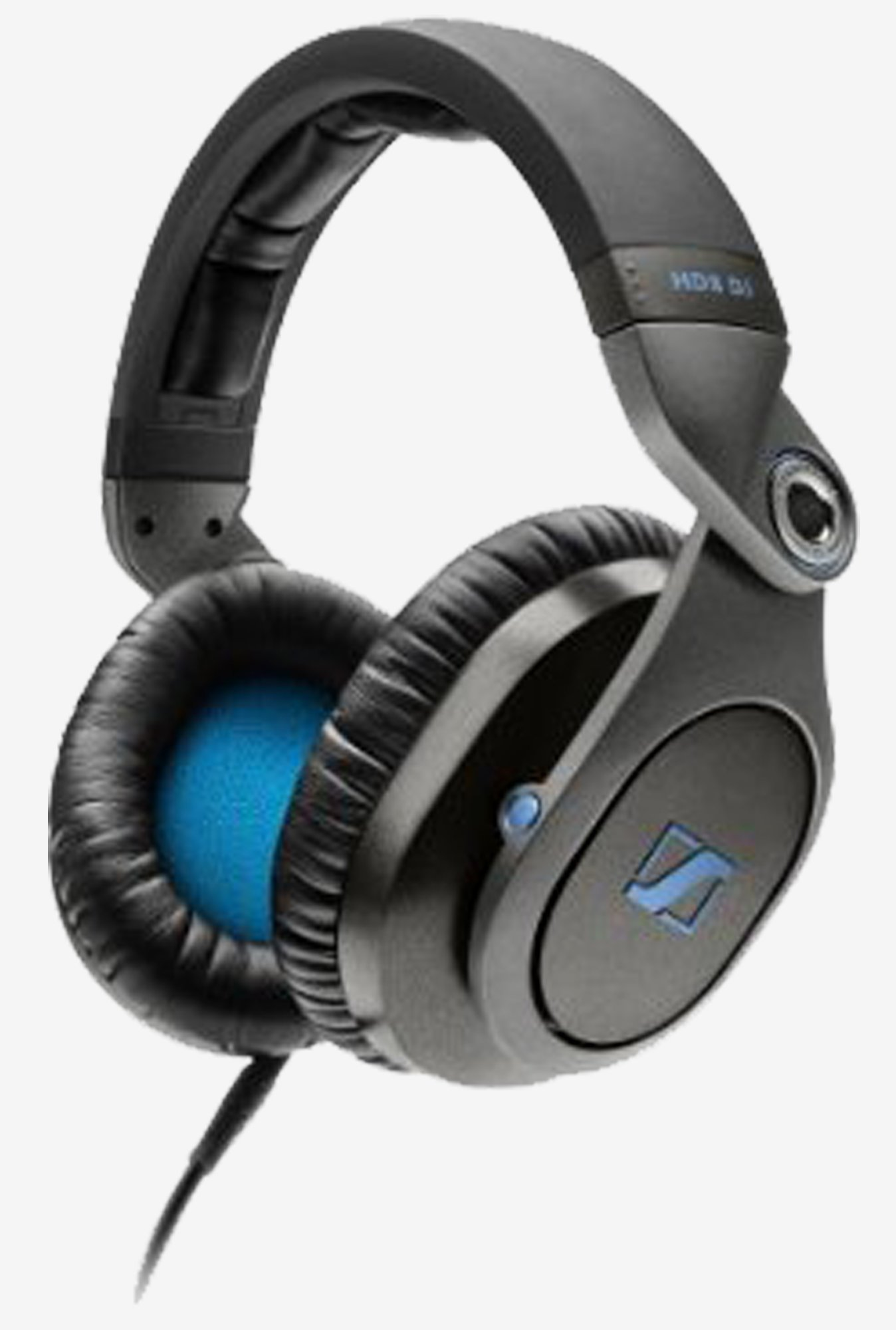 Sennheiser HD 8 DJ Headphones (Black)