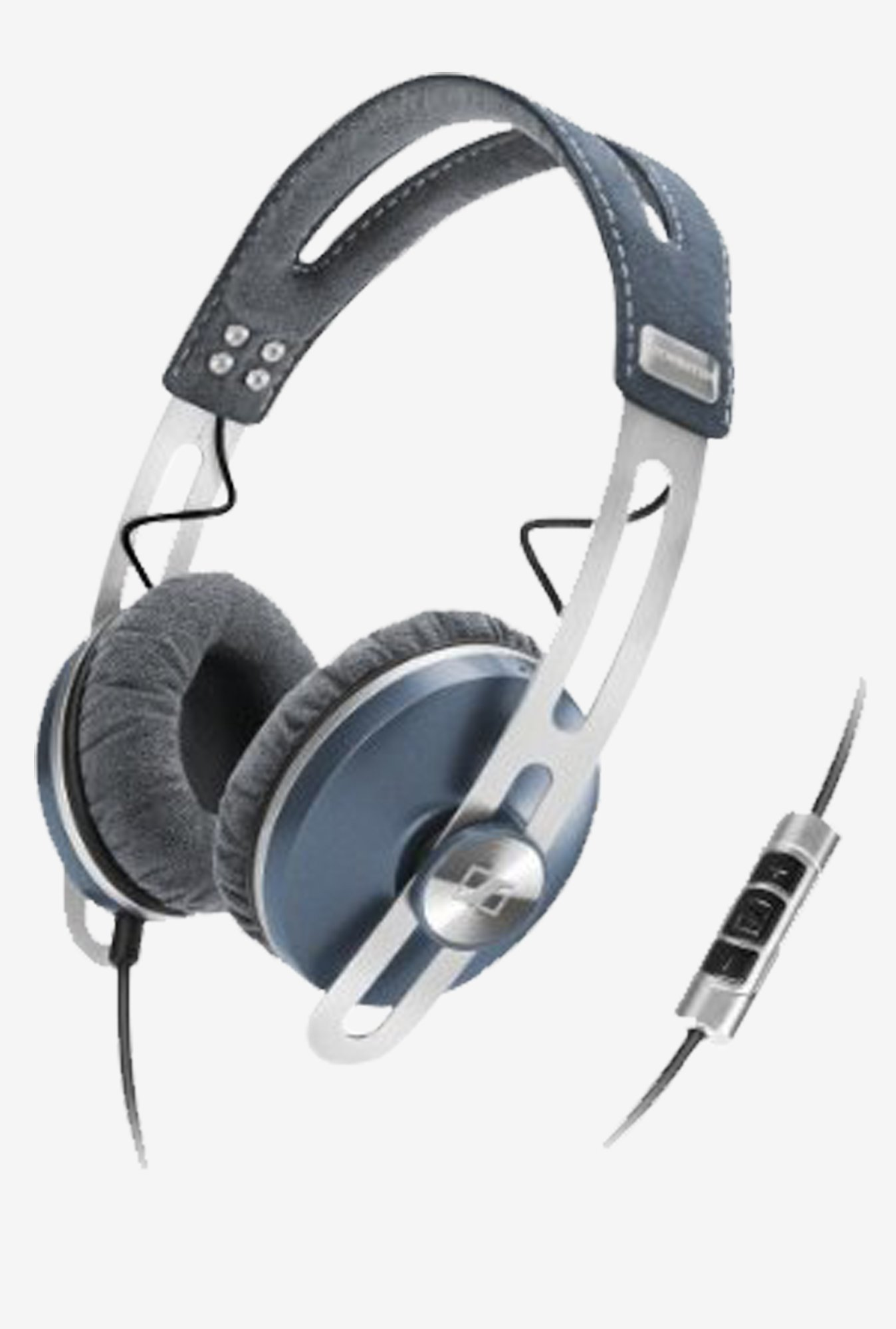 Sennheiser On the Ear Headphone (Blue)