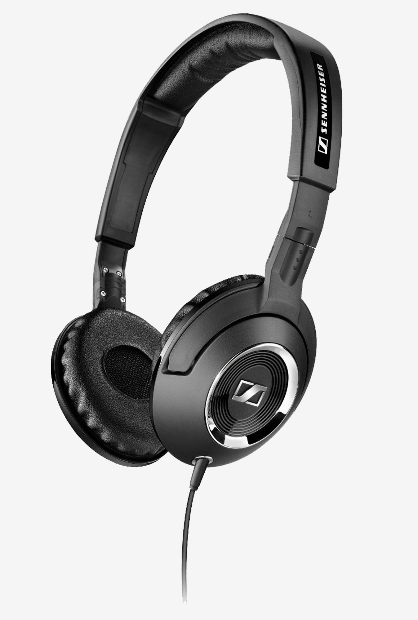 Sennheiser HD 219 On the Ear Headphone (Black)