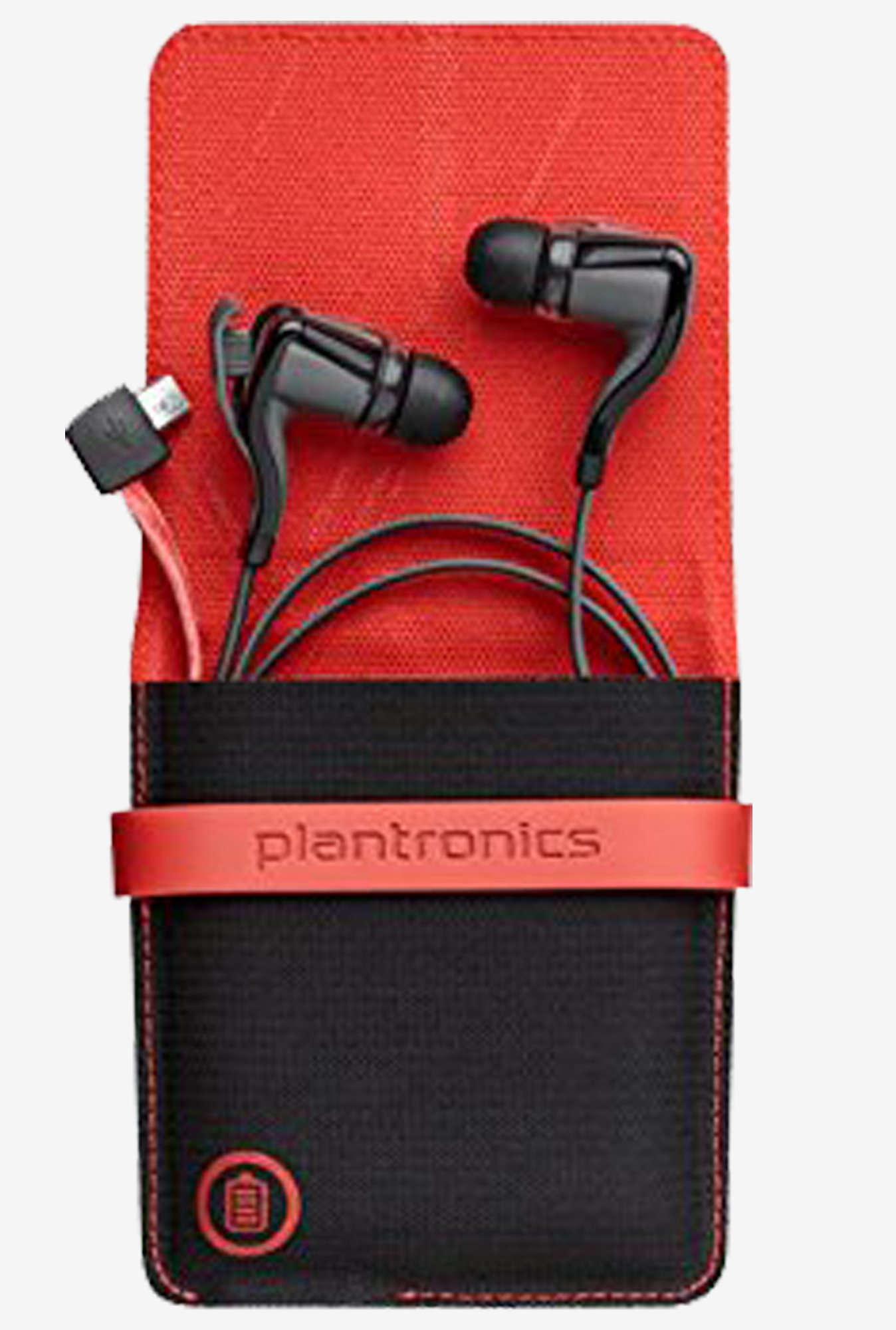 Plantronics 88600-01 BackBeat GO 2 (Black)