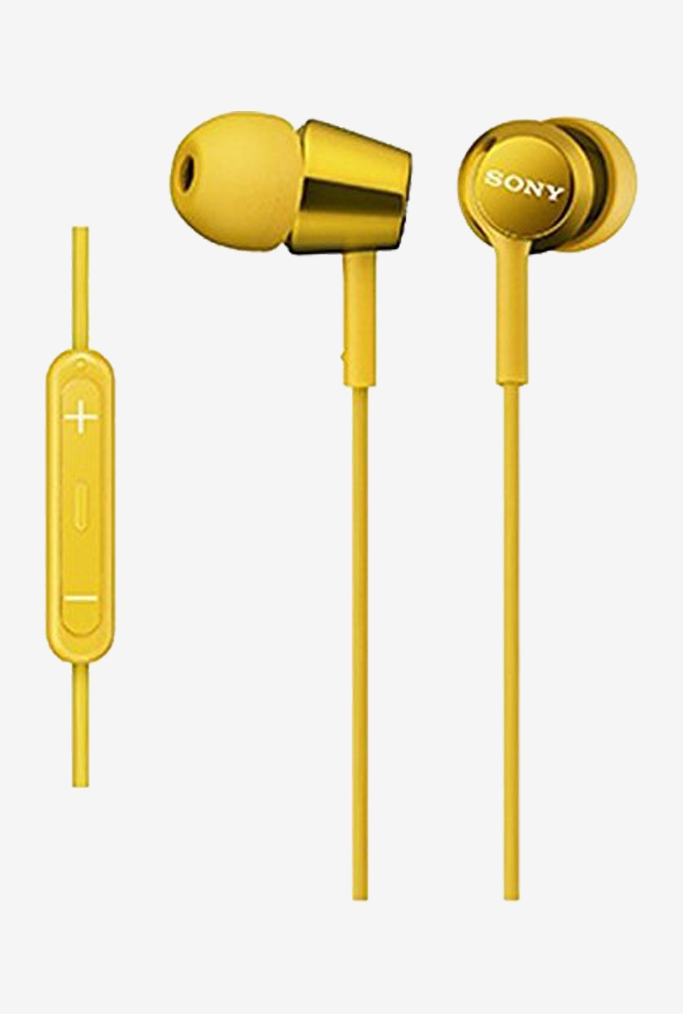 Sony DR-XB31IP-W In-Ear Extra Bass (White)