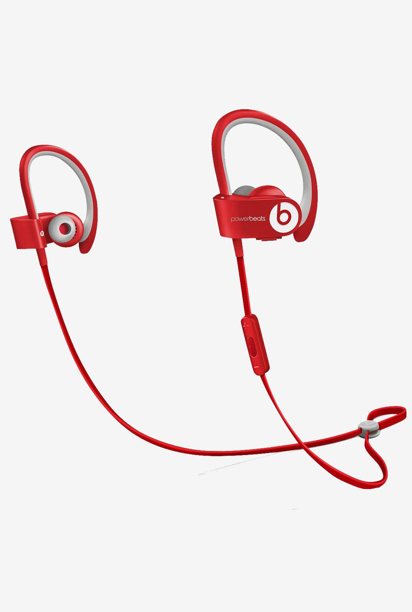 Beats Powerbeats 2 Wireless In the Ear Headphone (Red)