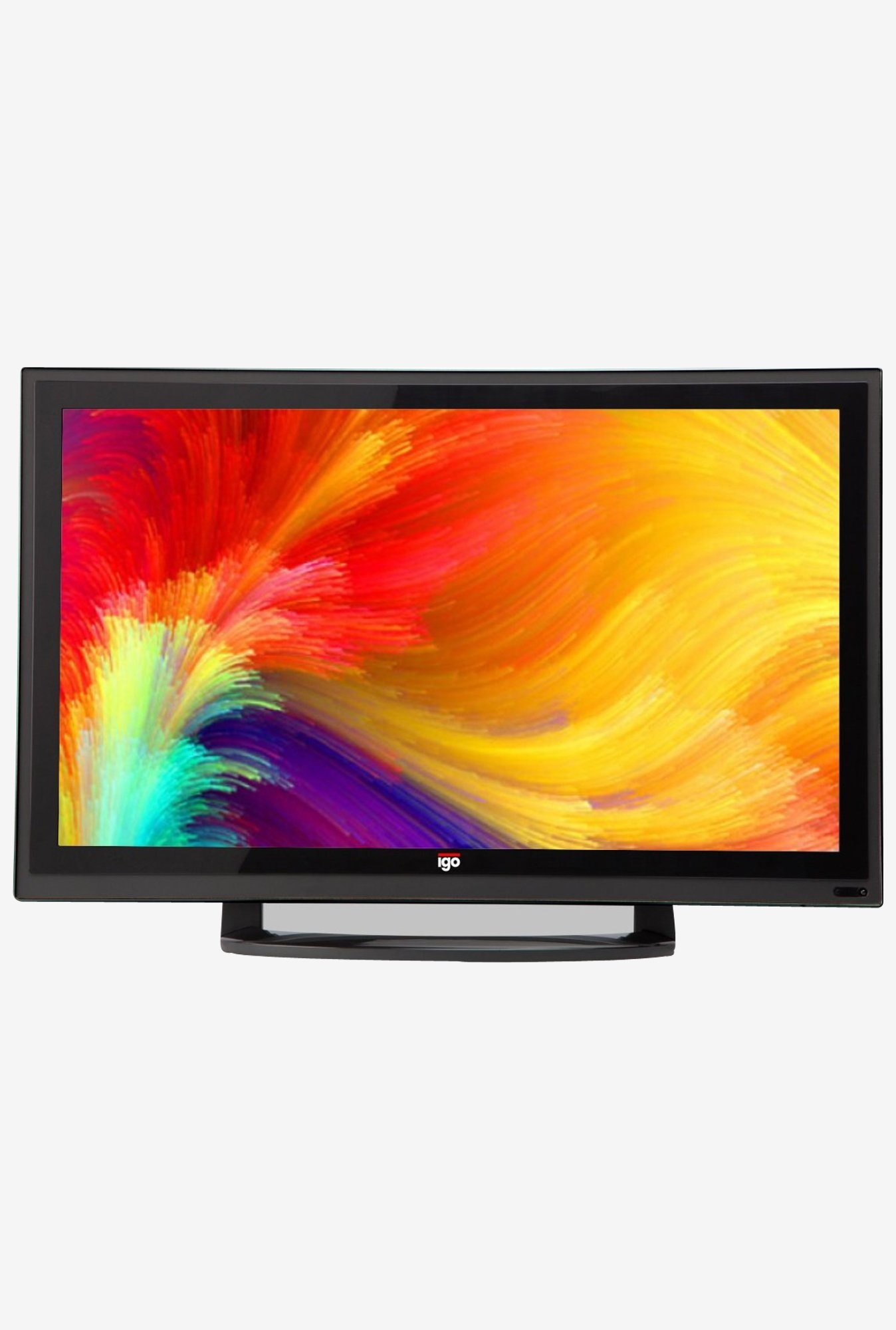 Igo LEI40FNBH1 40 inches Full HD LED TV (Black)
