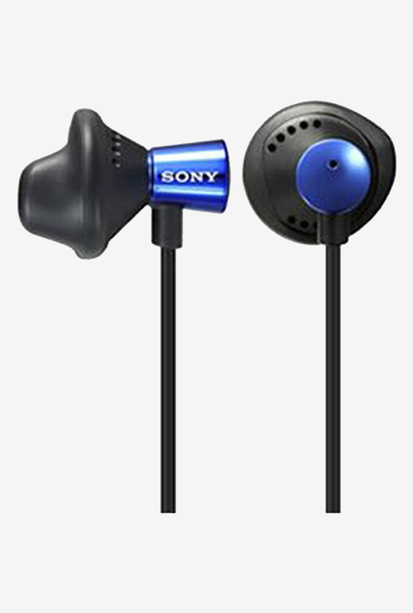 Sony MDR-ED12LPLCIN Headphone (Blue)