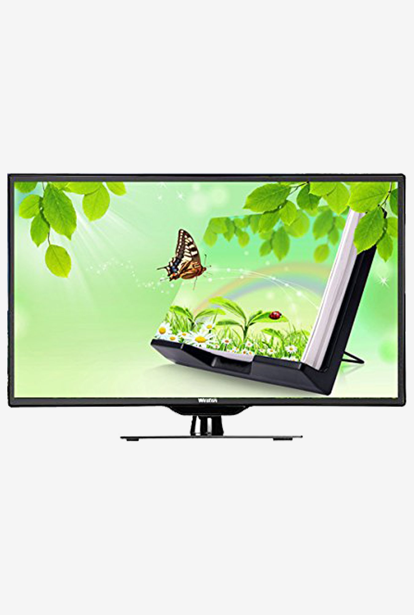 Weston WEL-4000 99 Cm (39 Inch) HD Ready slim LED Television