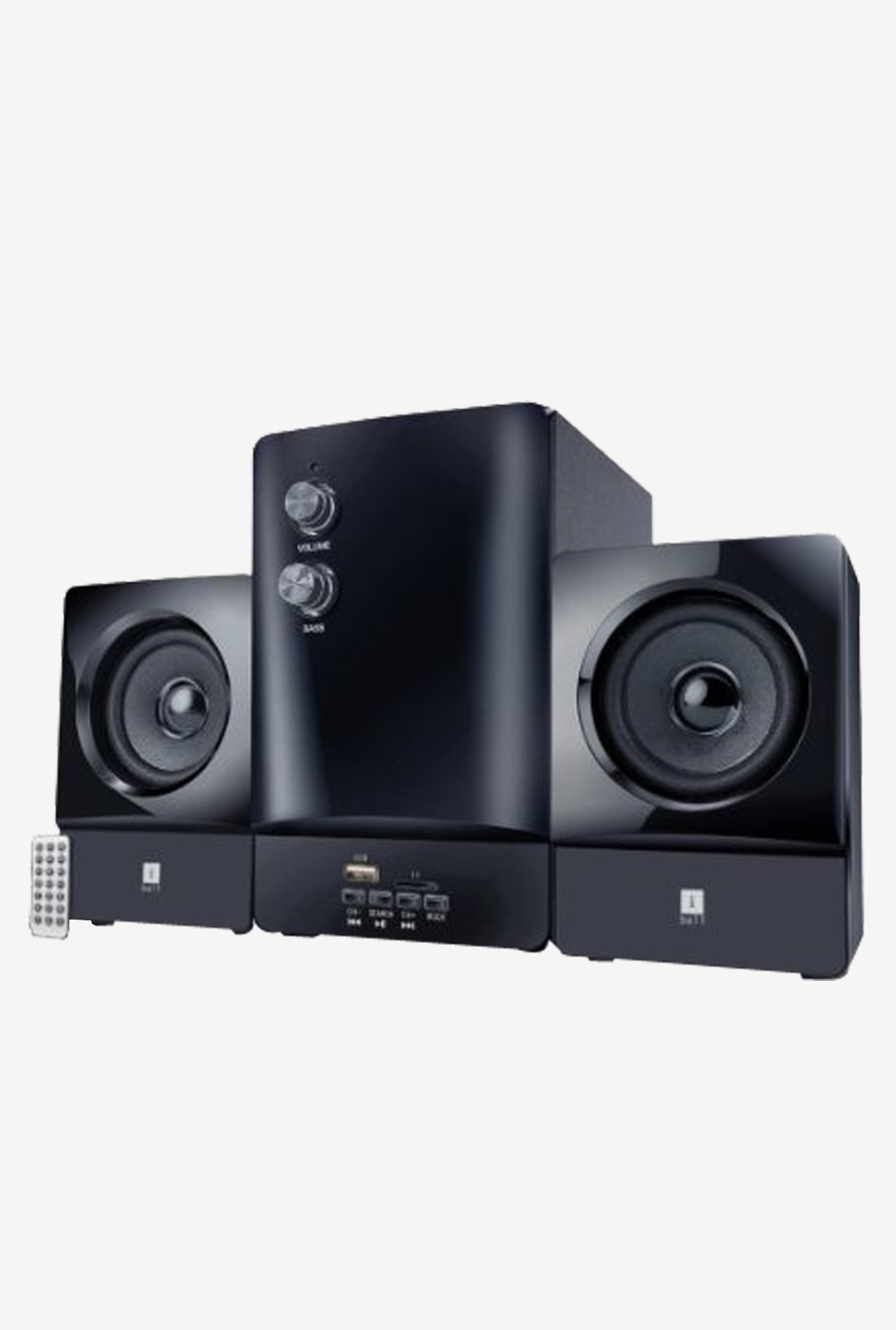 iball Accord a9 2.1 Computer Multimedia Speaker (Black)