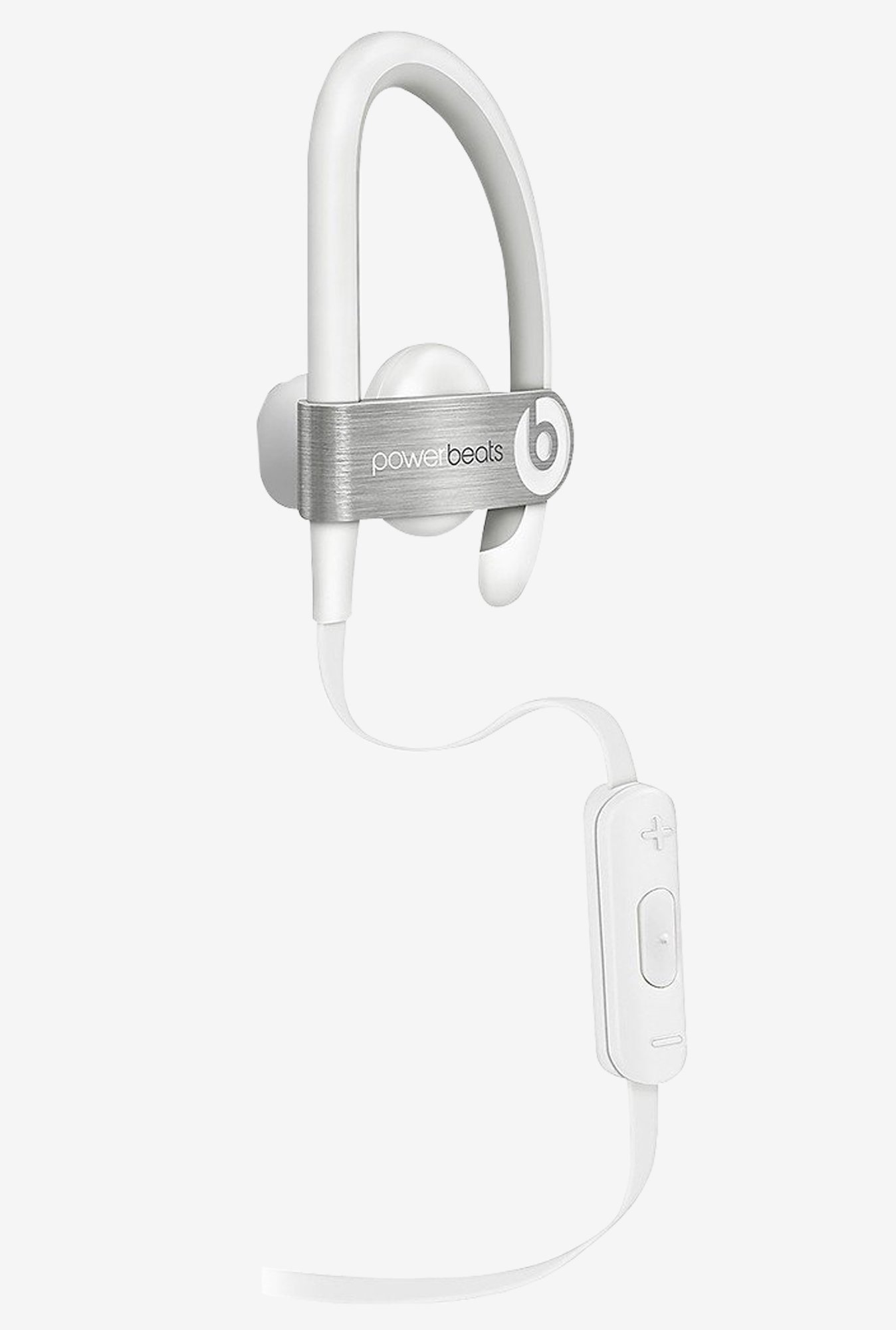 Powerbeats 2 WIRED 900-00184-01 In the Ear Headphone (White)