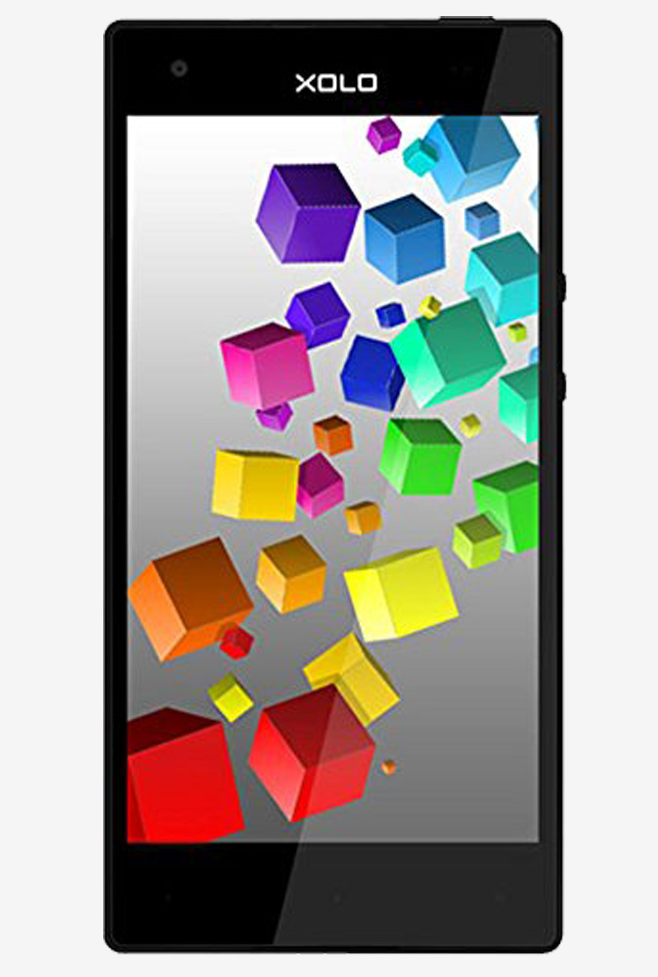 Xolo Cube 5 IPS Display (Gold)