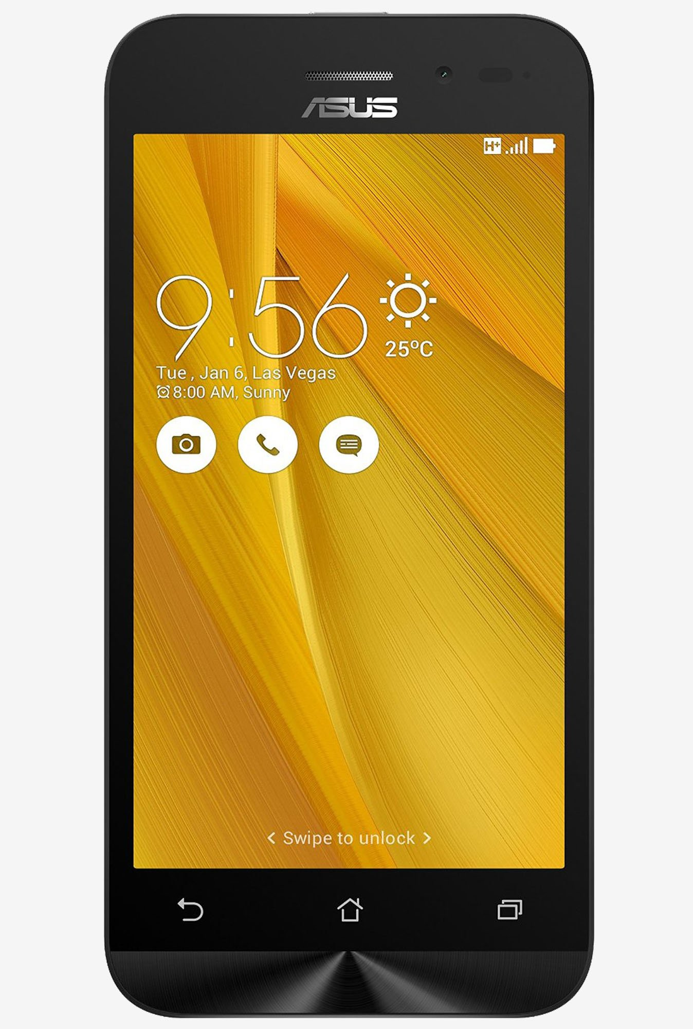 Asus Zenfone  ZB452KG-1E037IN Go 5MP (Yellow)