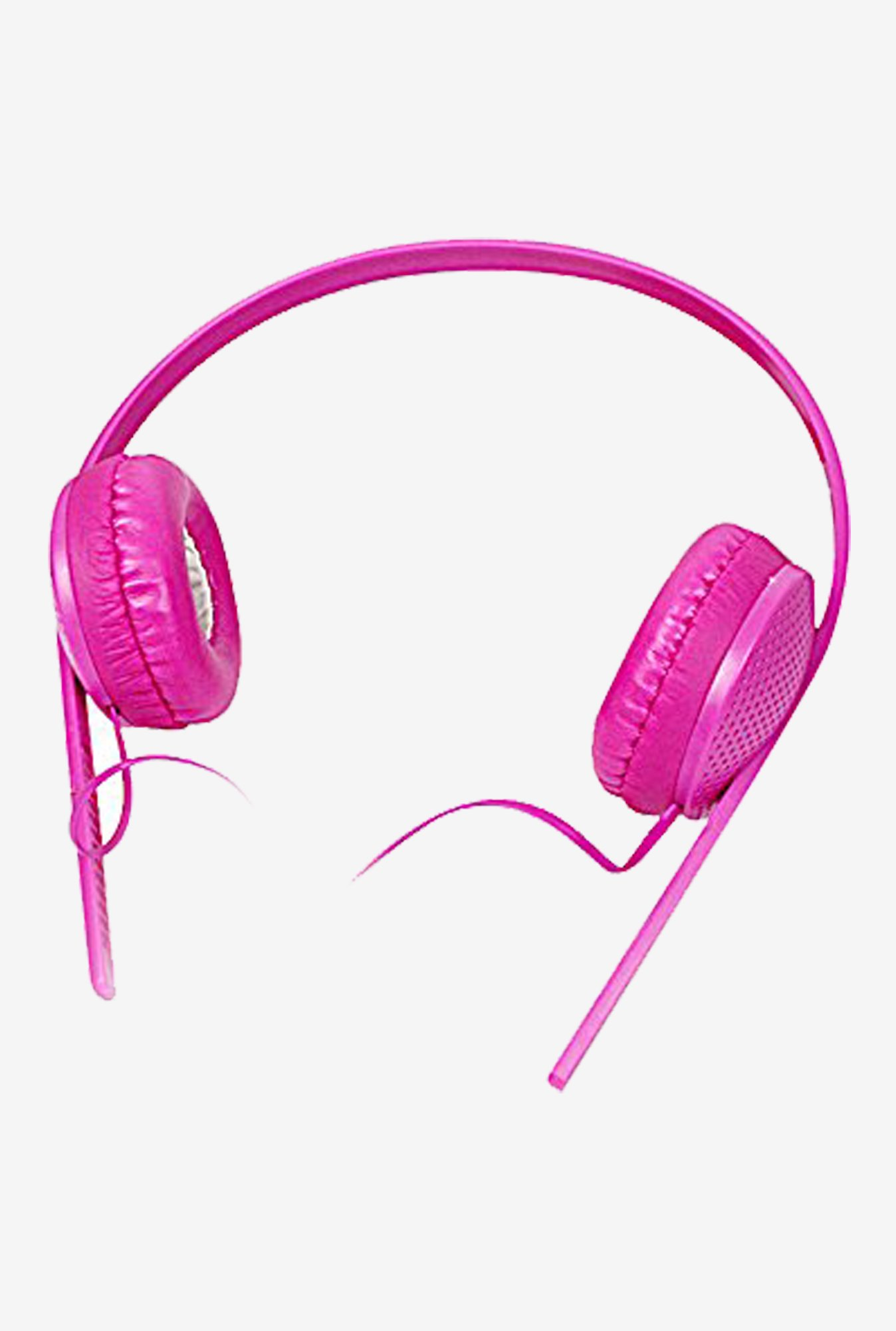 KolorEdge 4354-Headphone39Pink Stereo Sound (Pink)