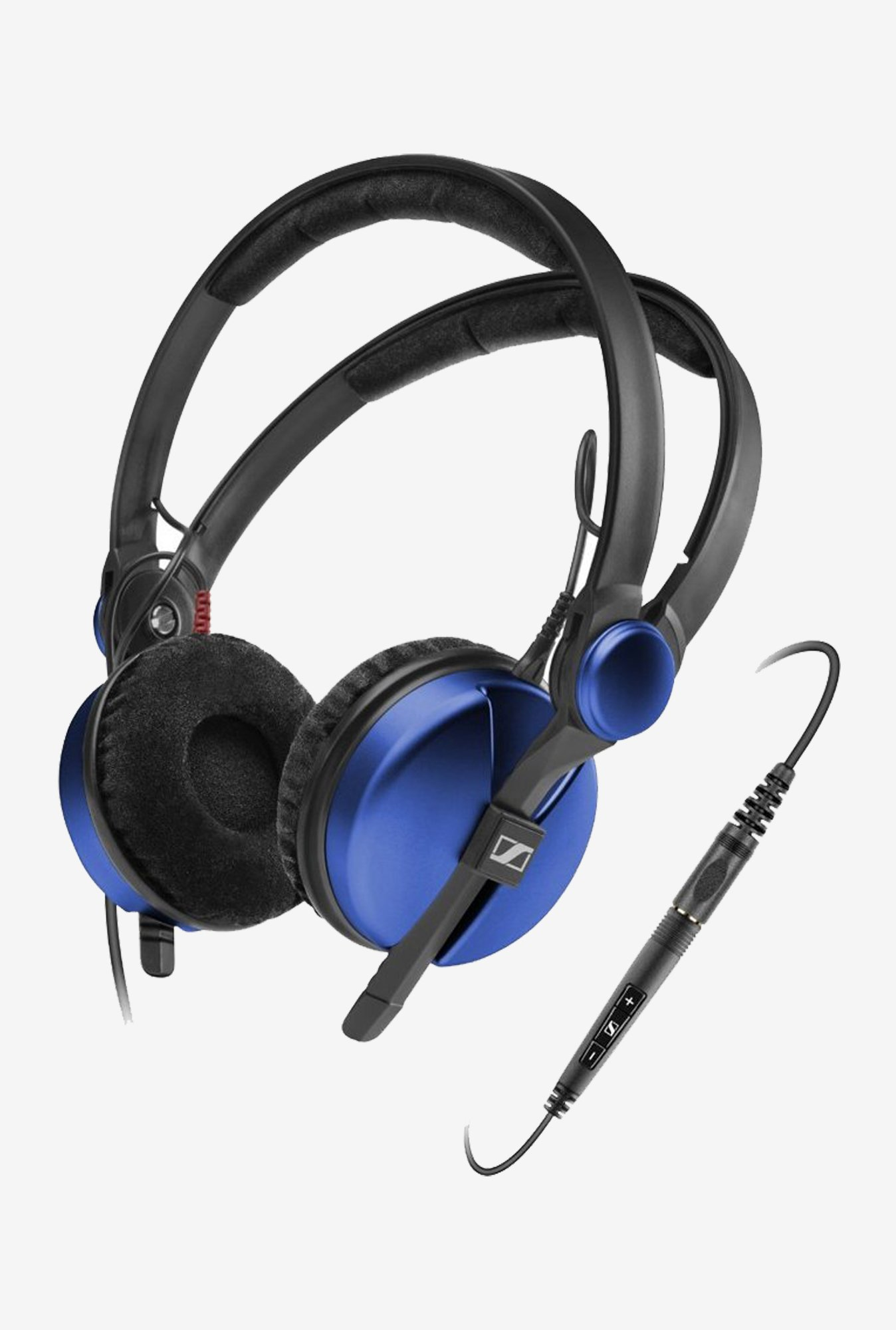 Sennheiser Amperior On-Ear Headphone with Mic (Blue)