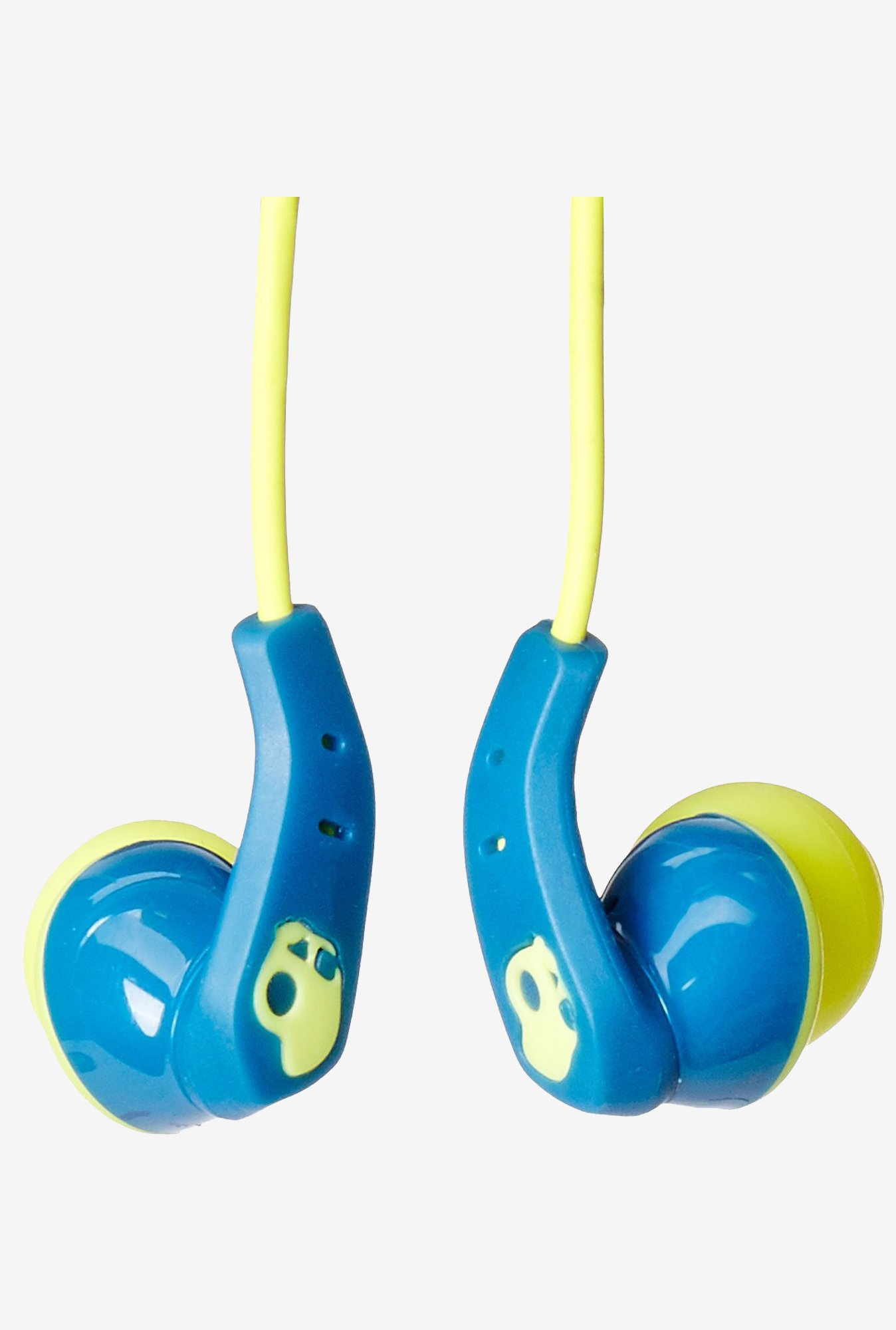 Skullcandy S2CDJY-358 In the Ear Sport Earbuds (Yellow)