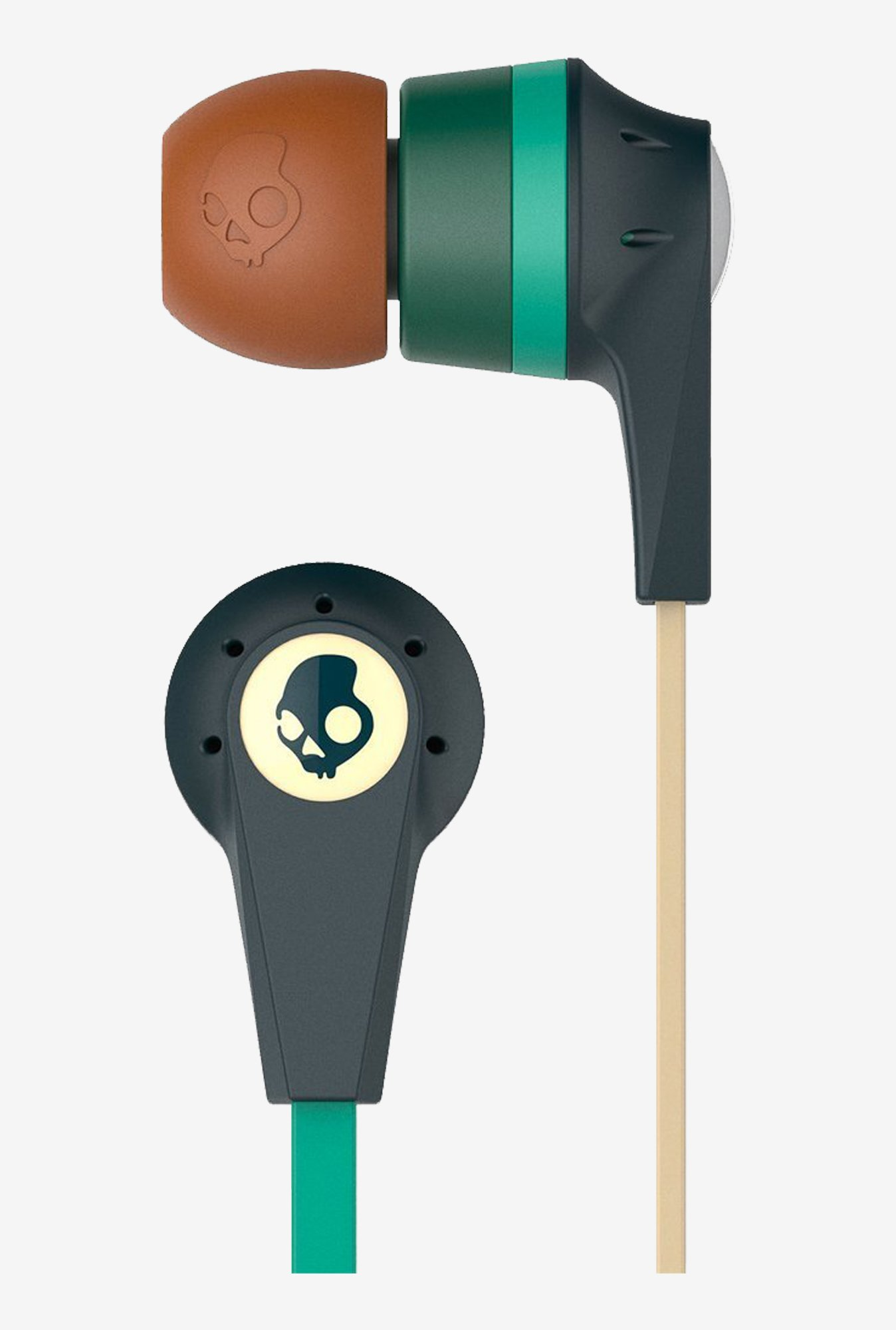 Skullcandy In the Ear With Mic (Explorer Forest)