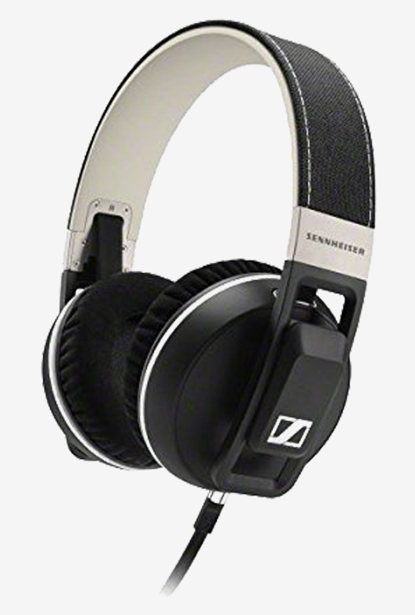 KolorEdge 4353-HEADPHONE32 Stereo Headphone(Black)