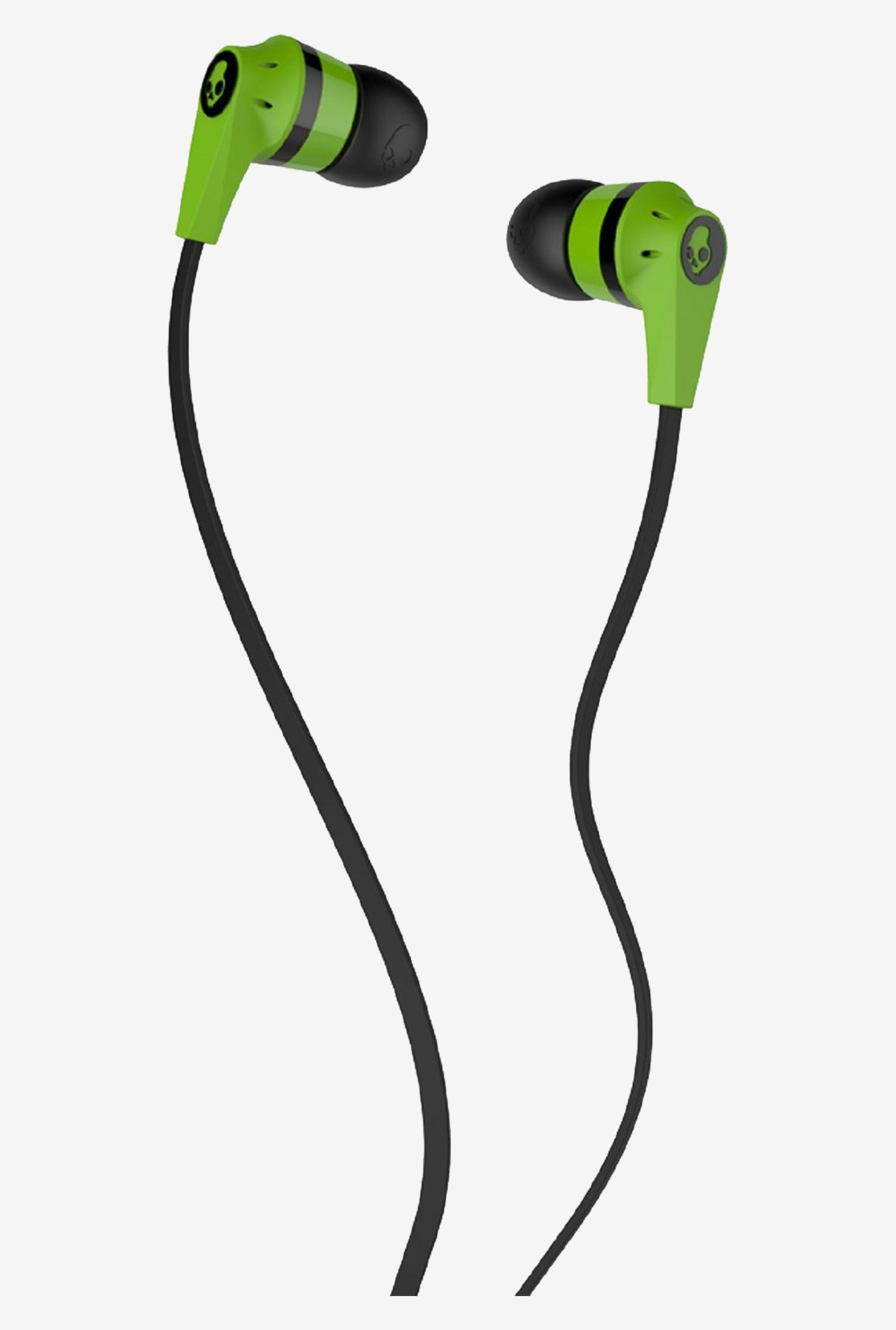 Skullcandy S2IKFZ-323 In the Ear Headphone (Lime)