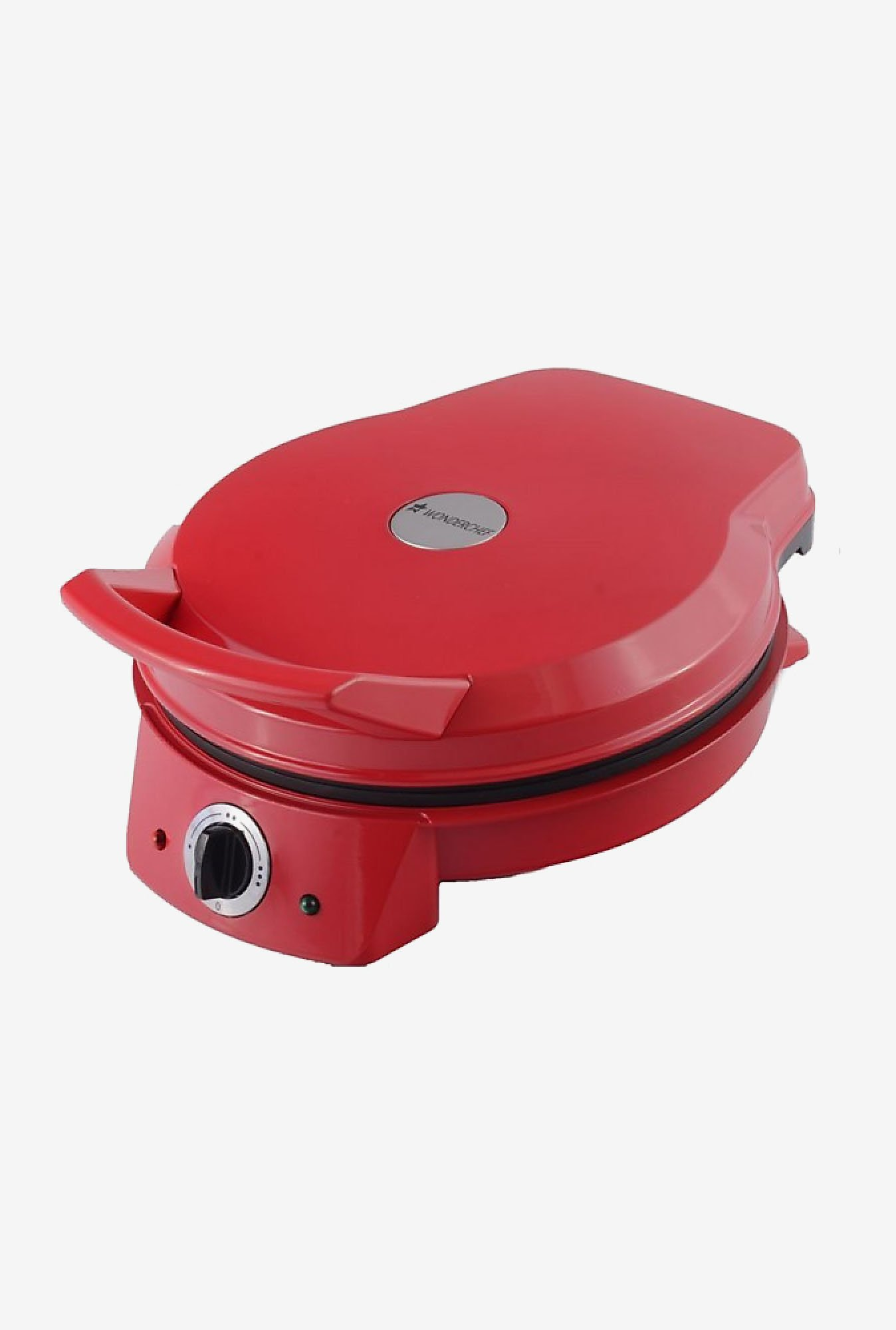Wonderchef Pizza Italia 1500W 2 Slice Grill (Red)