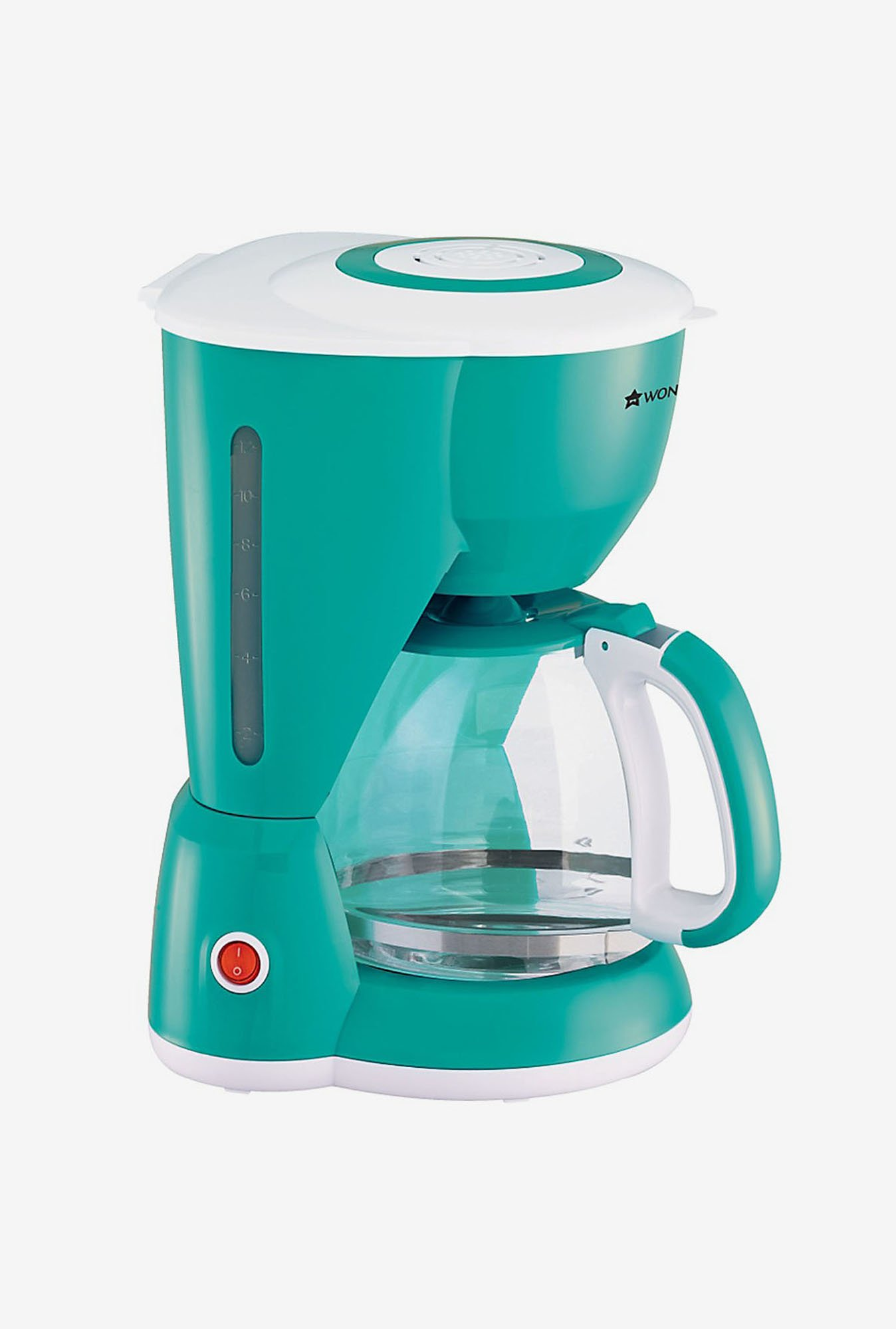 Wonderchef Regalia 1.4 Ltr Coffee Maker (Green)