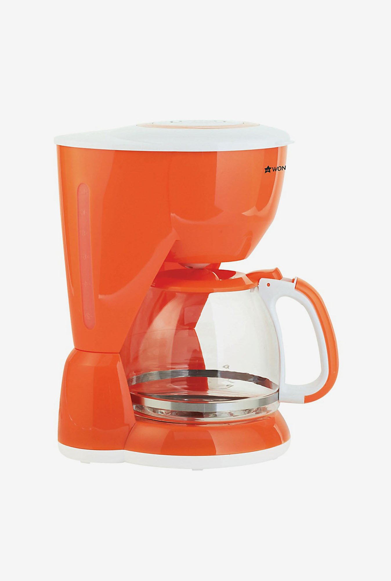 Wonderchef Regalia 1.4 Ltr Coffee Maker (Orange)