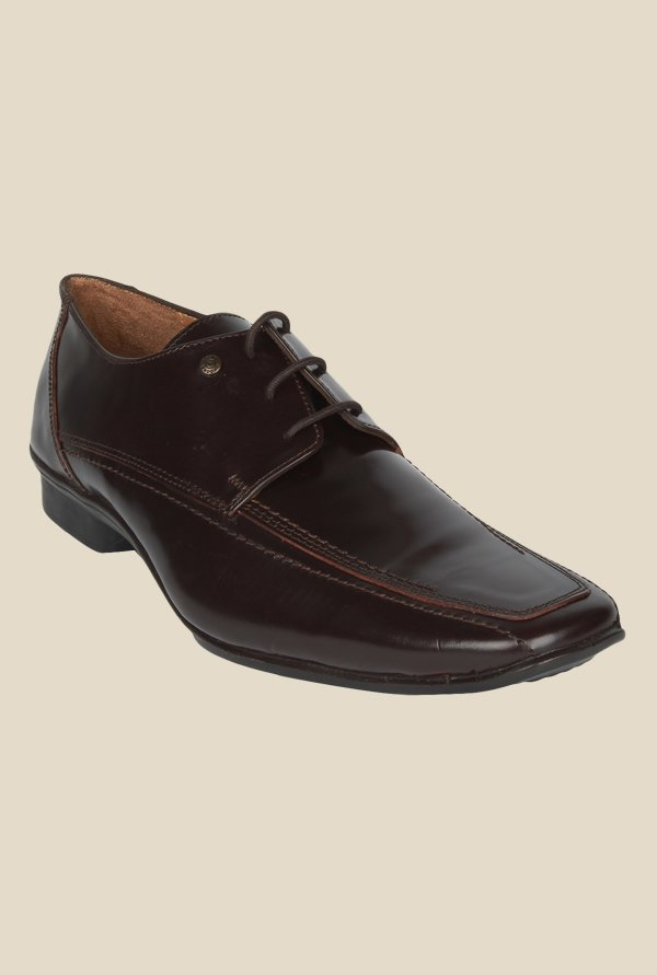 Salt 'n' Pepper Predict Brown Derby Shoes