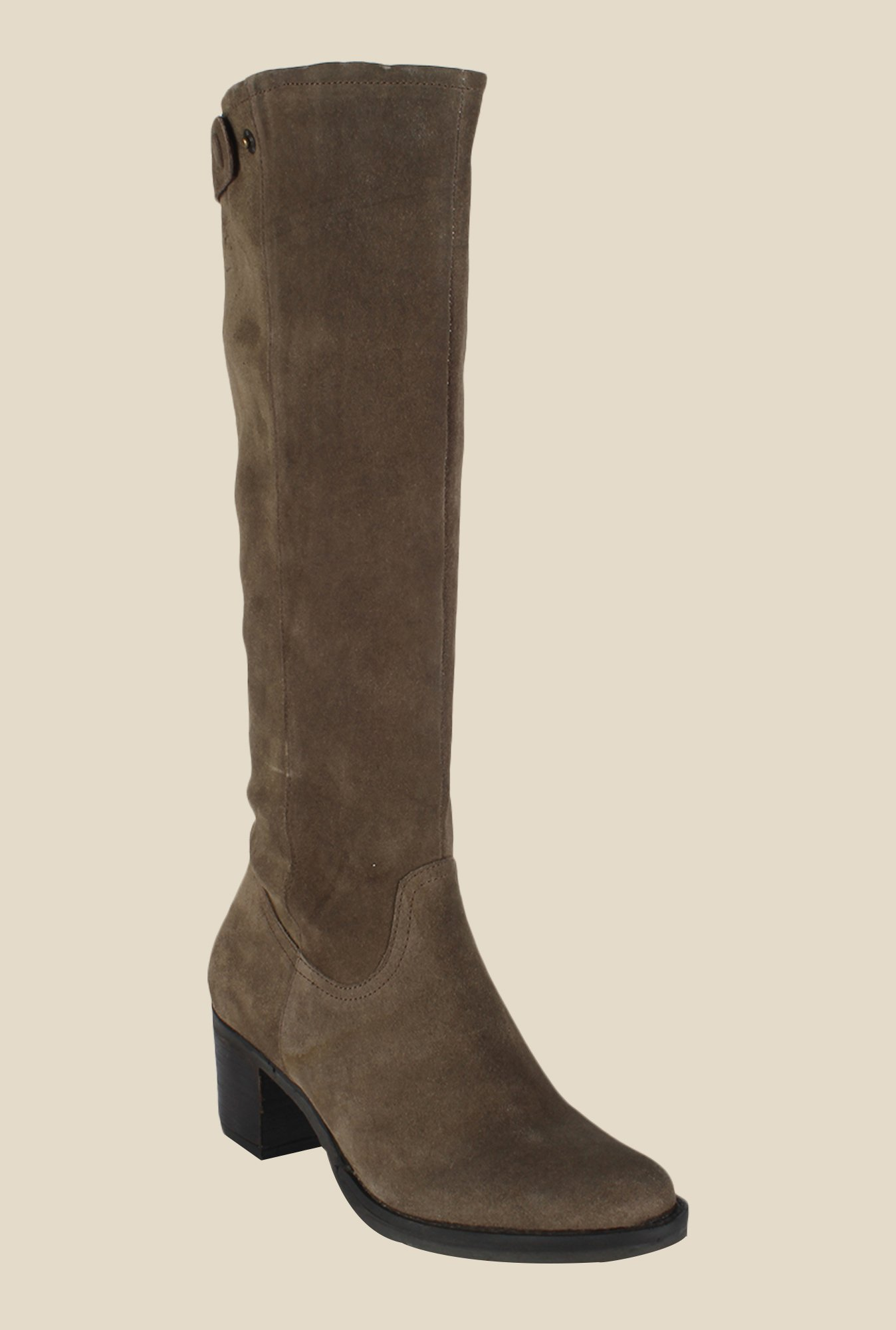 Salt 'n' Pepper Juliet Sand Brown Casual Boots