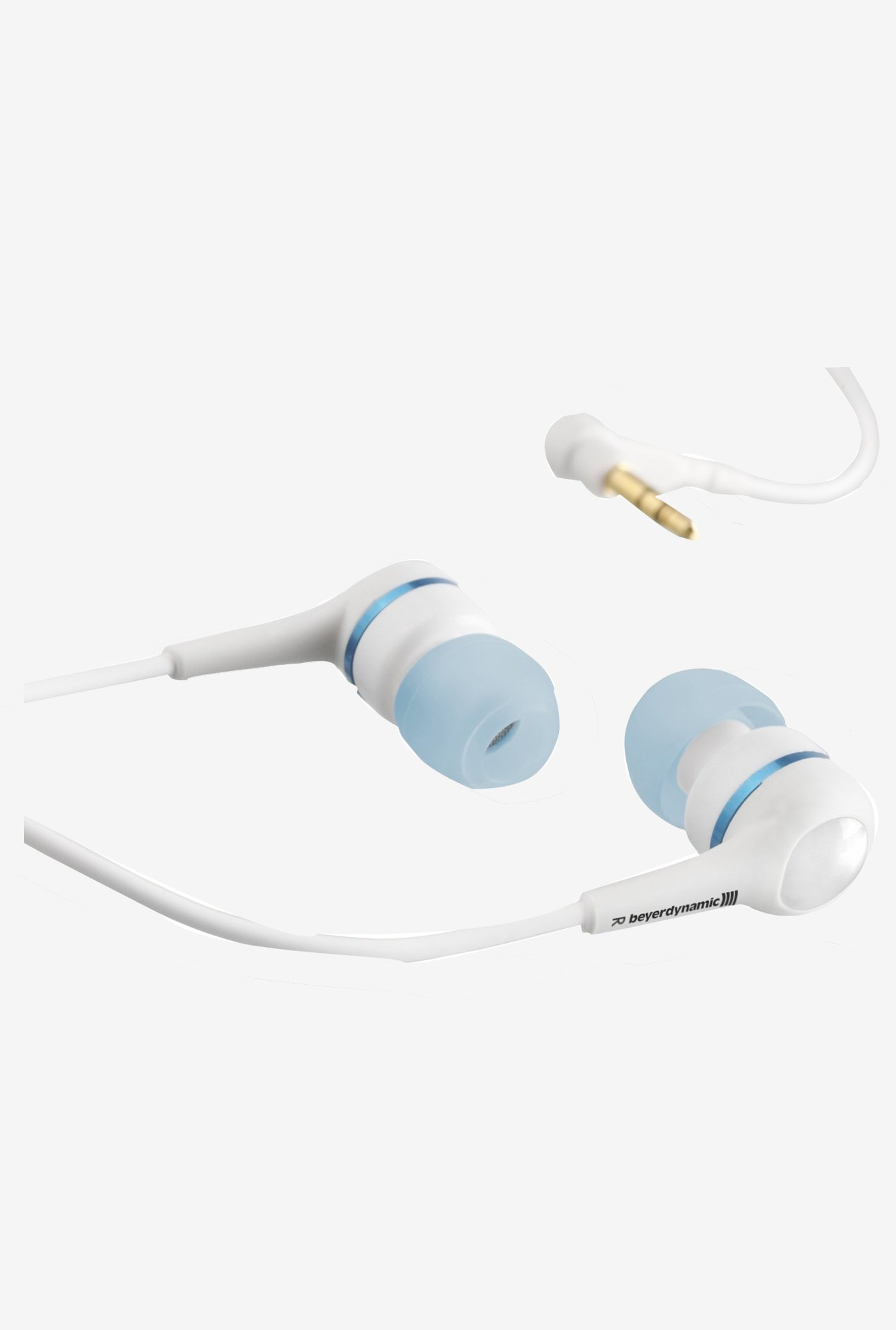 Beyerdynamic DTX 60 WS In The Ear Earphone (White)
