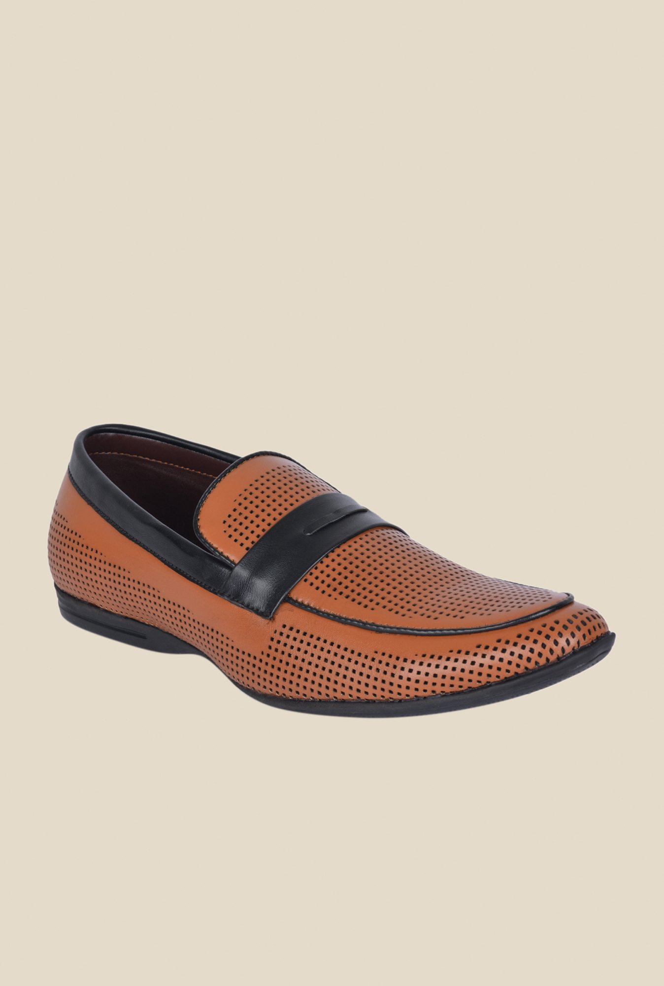 Wega Life Primo Tan Loafers