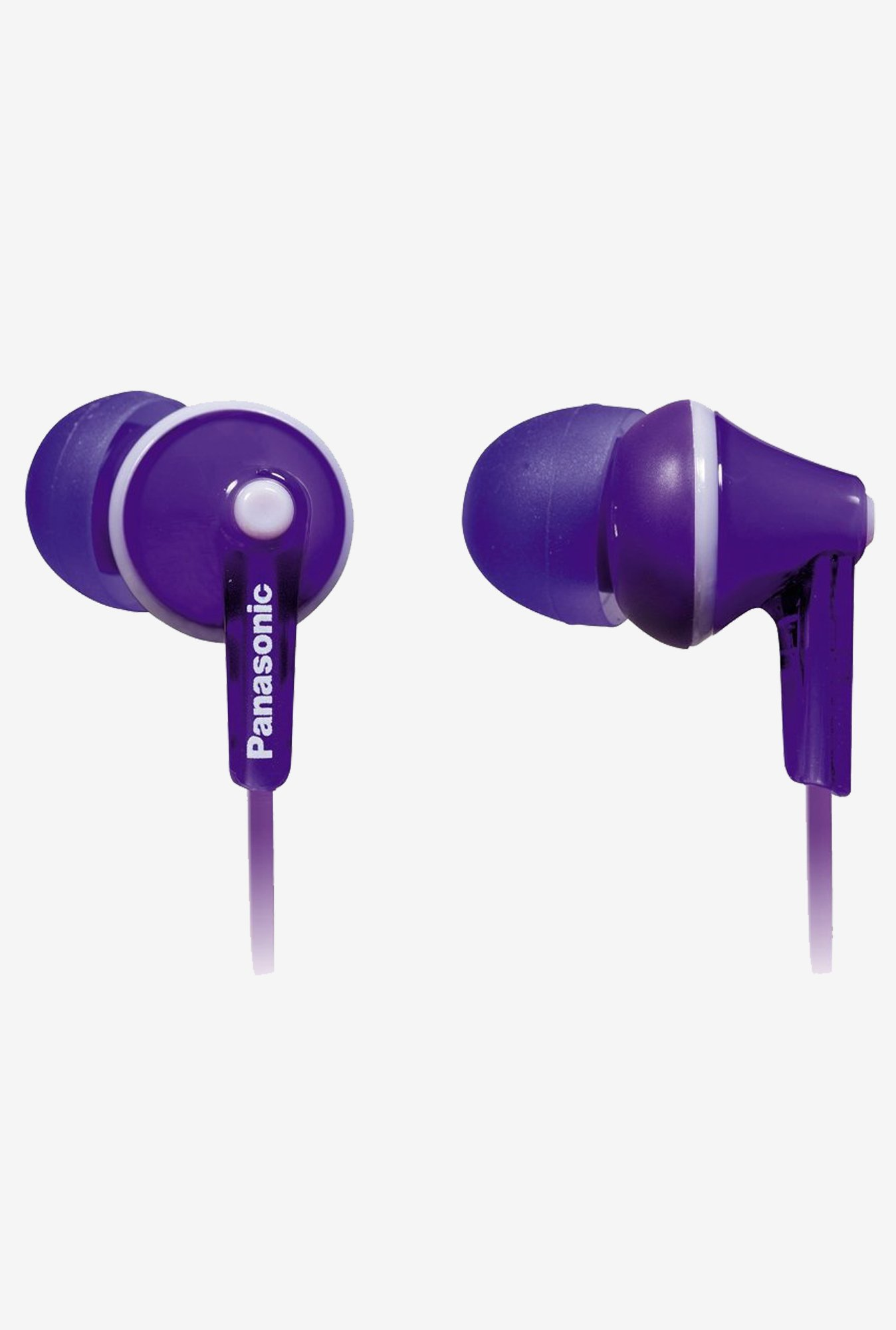 Panasonic RP-TCM125 In The Ear Headset ErgoFit (Violet)