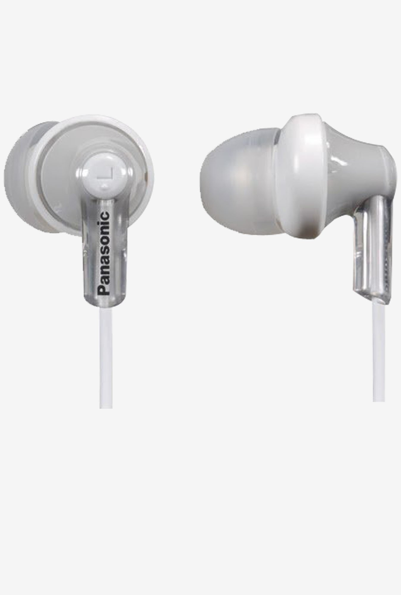 Panasonic RP-HJE118-S Canal Earphone (Silver)