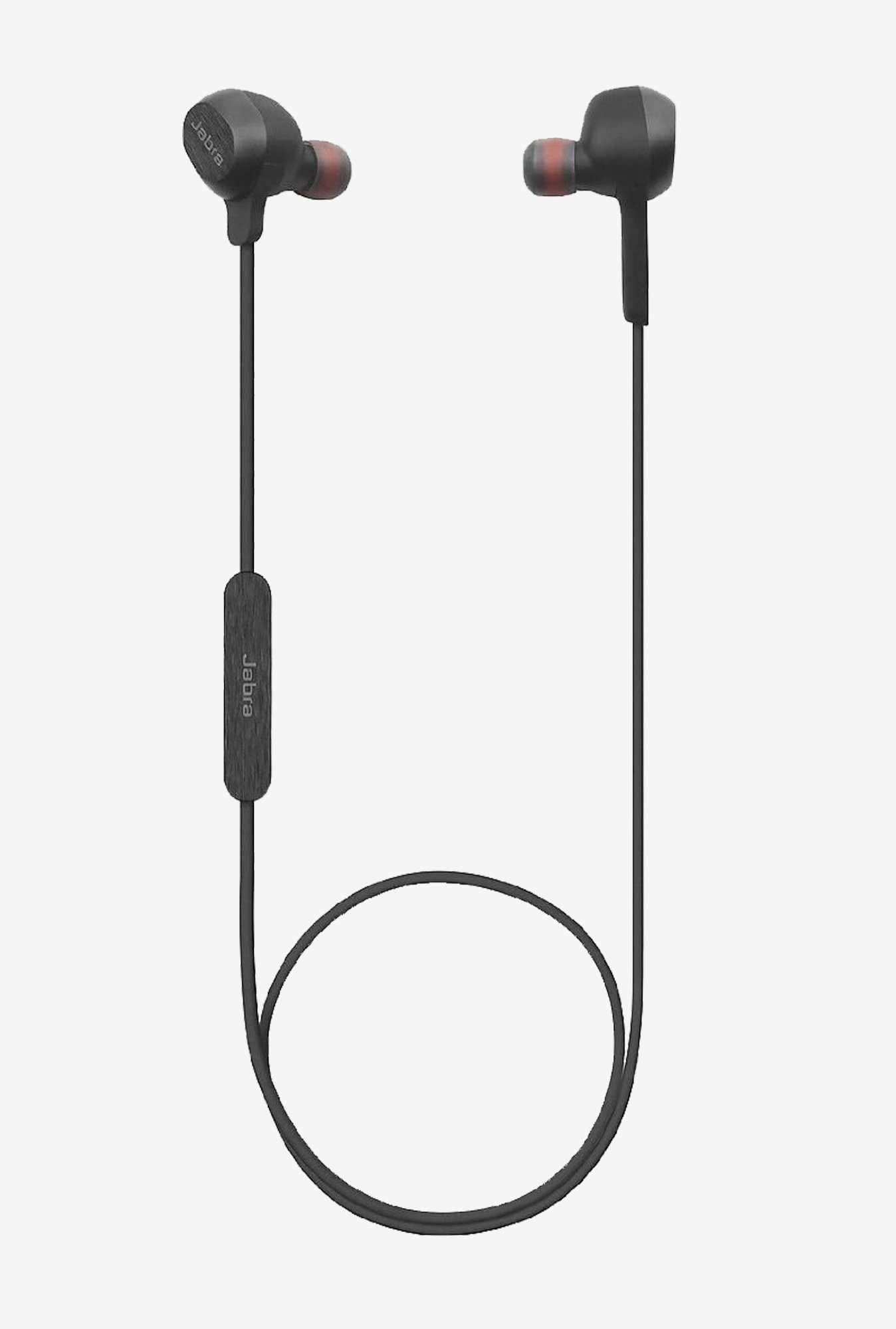 Jabra Rox Wireless Bluetooth Headphones (Black)