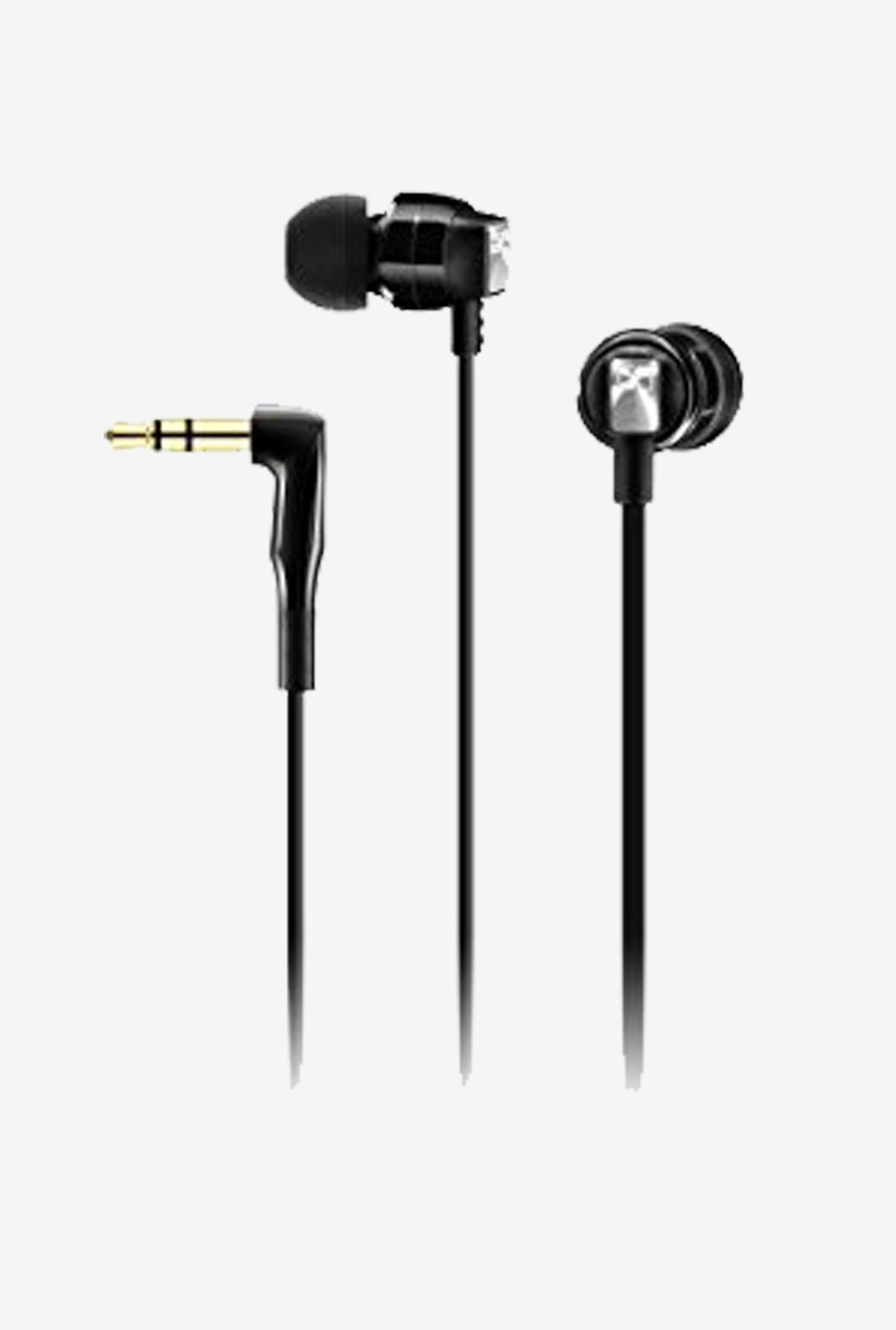 Sol Republic 1112-31 JAX In-Ear Headphones- Black