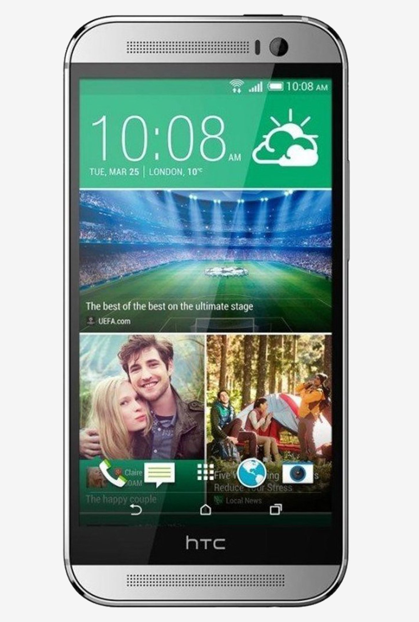HTC One M8 Eye (Silver)