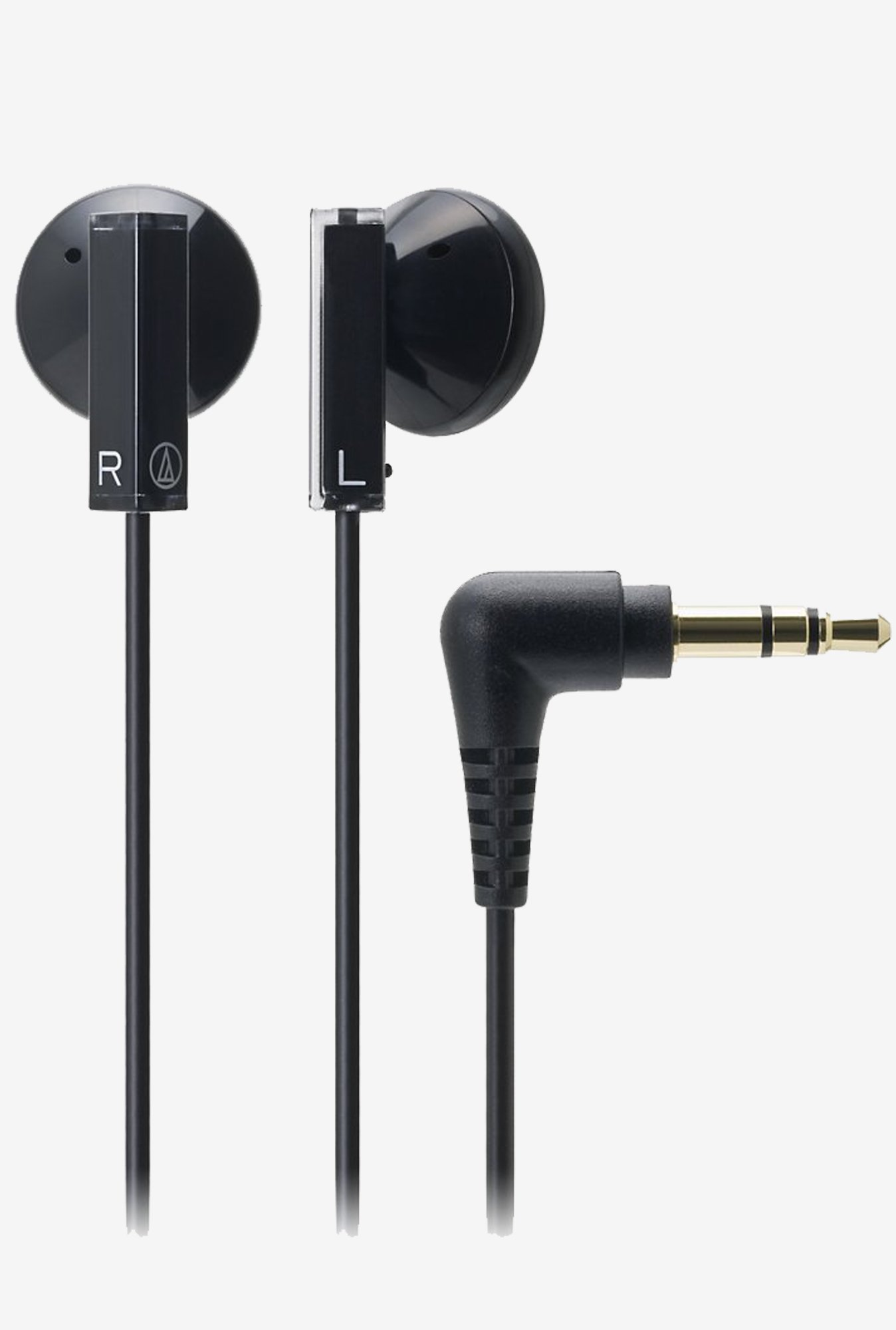 Audio-Technica ATH-C101 BK In The ear (Black)