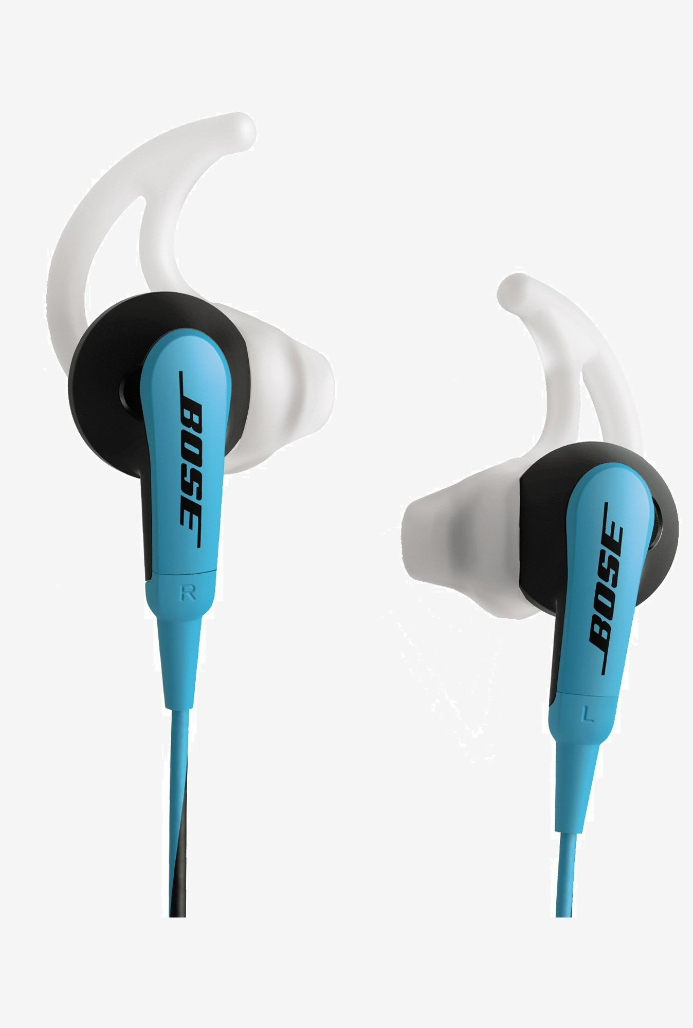 Bose 717534-0010 SoundSport In The Ear Headphones (Blue)