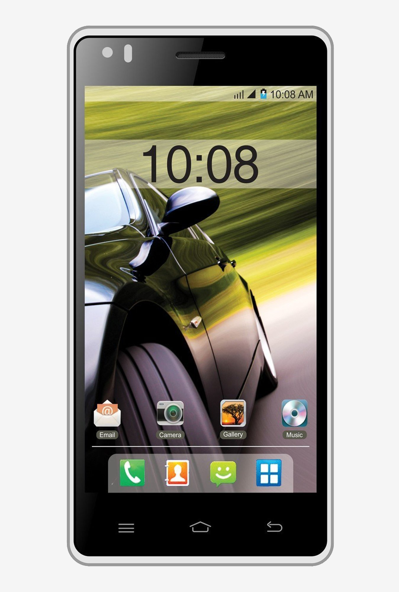 Intex Aqua Speed HD 8GB (Silver)