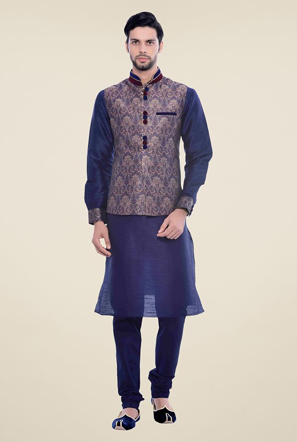 Indo Western Dress For Men | Buy Indo Western Suits Online In ...